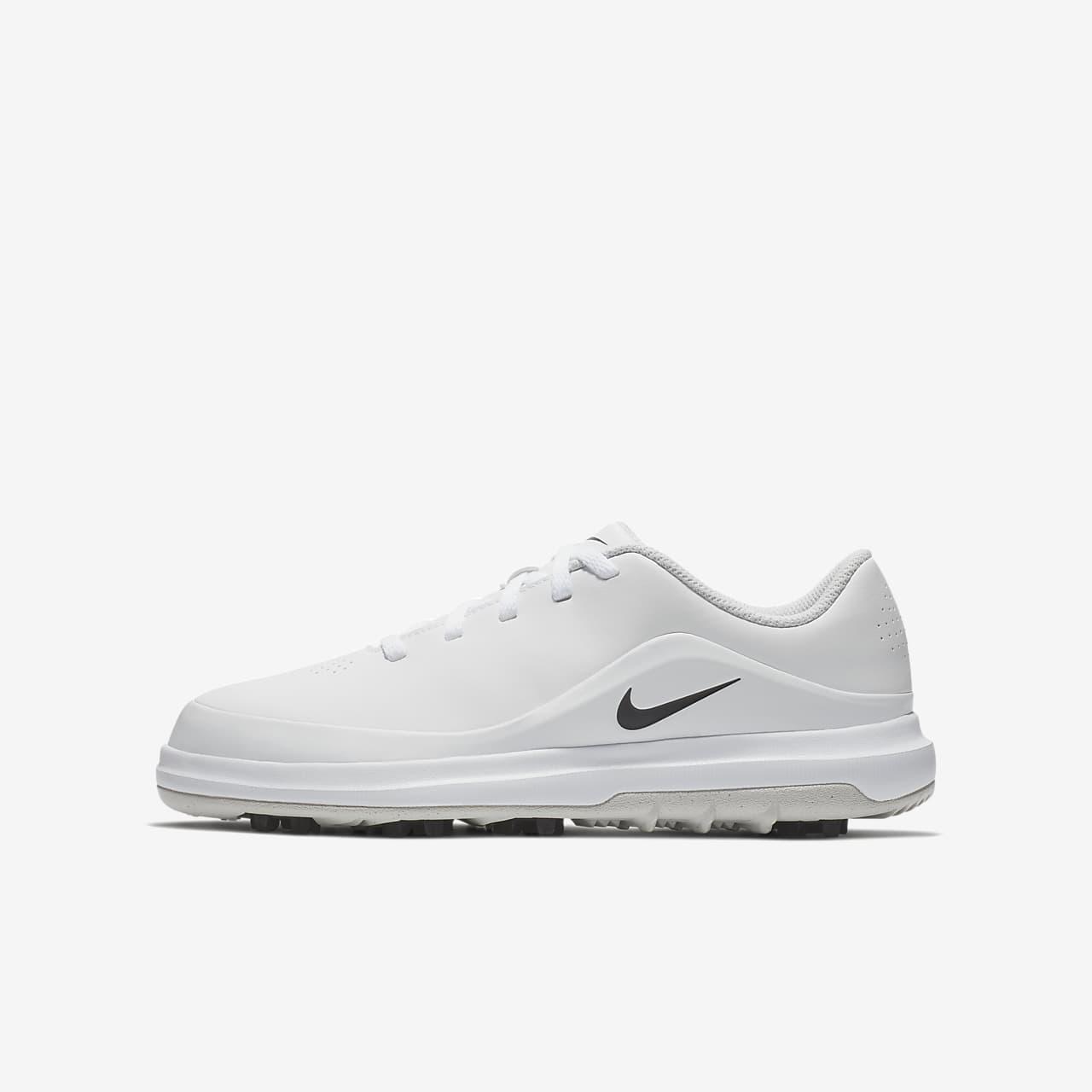 Nike Precision Jr Kids Golf Shoe Nike Eg