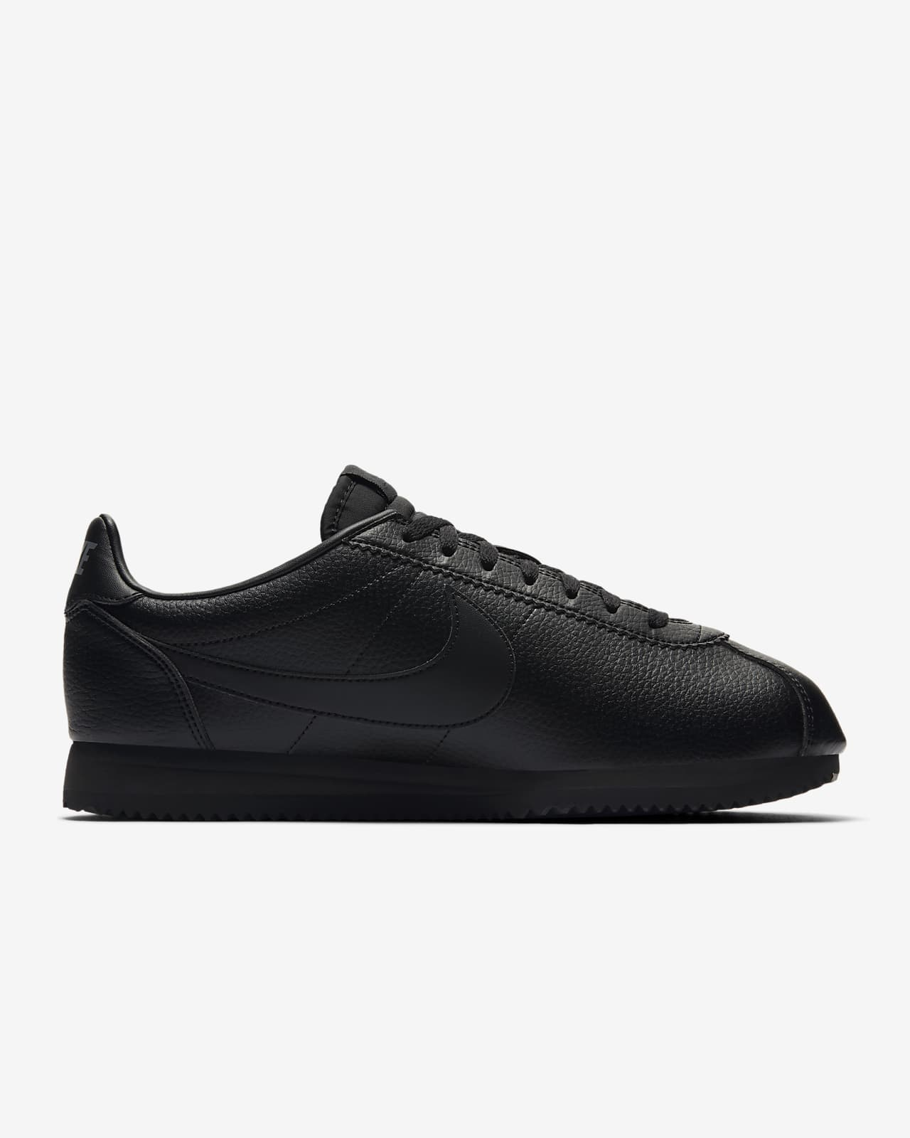 chaussure nike cortez homme 2019 noir