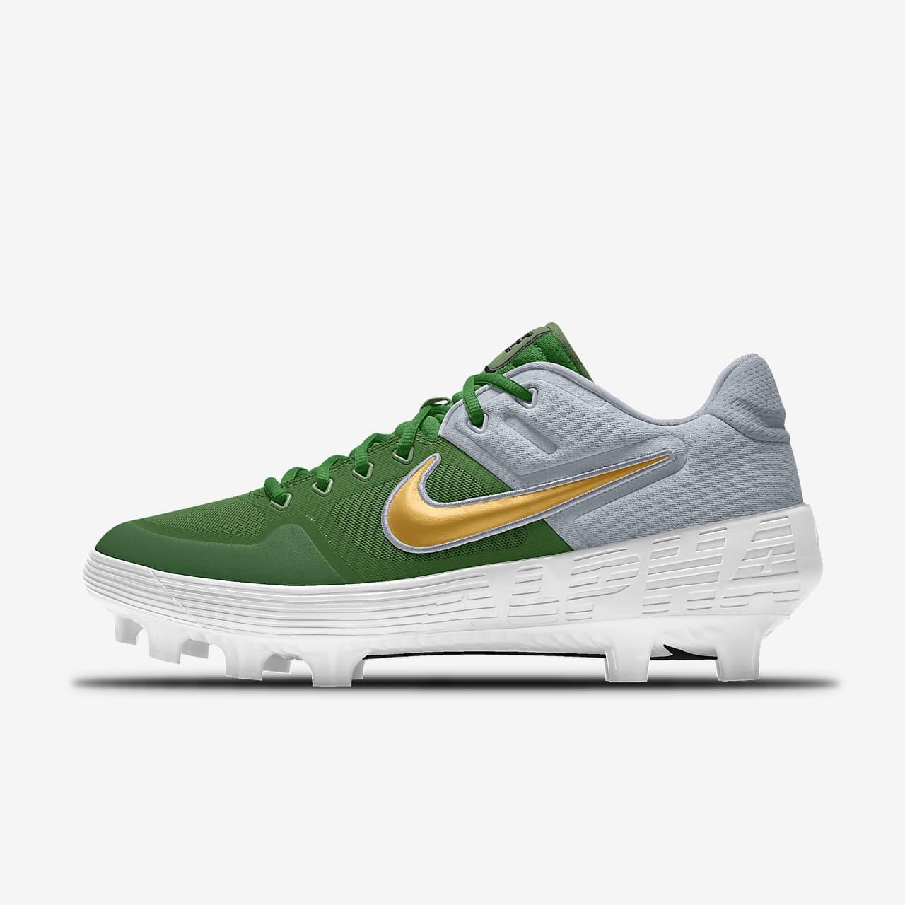 Nike Alpha Huarache Elite 2 Low MCS By You Custom Baseball Cleat