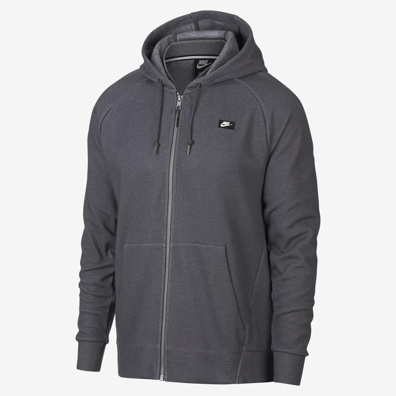 Sweat à capuche Nike Sportswear Optic Fleece pour Homme