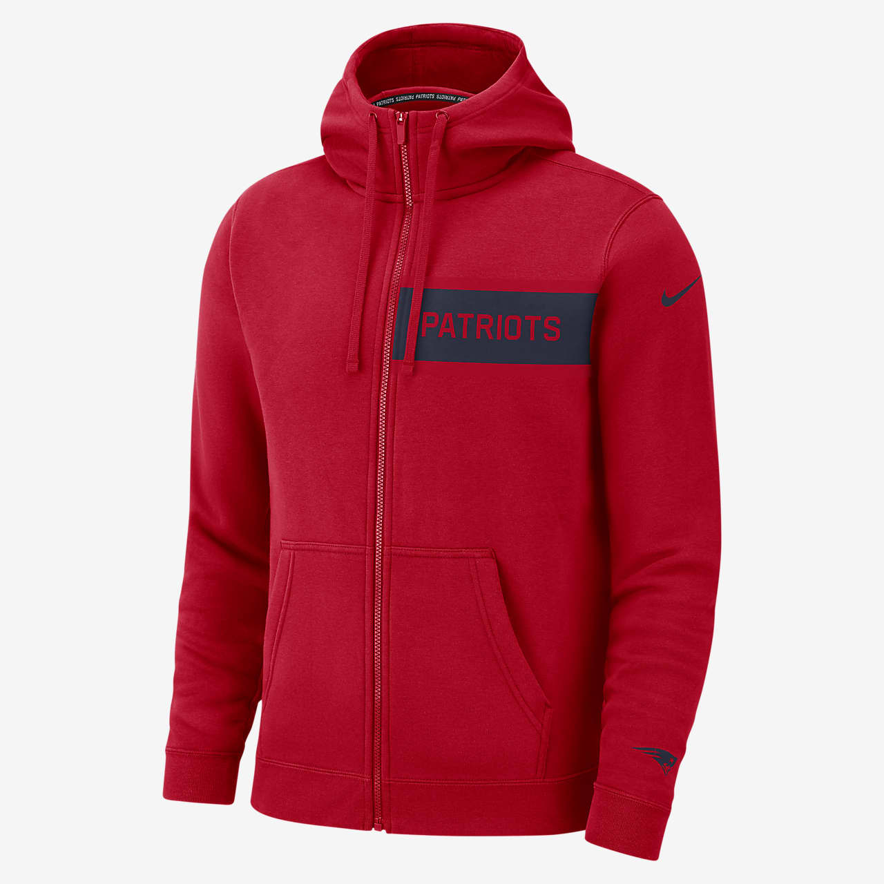 Nike (NFL Patriots) Men's Club Fleece