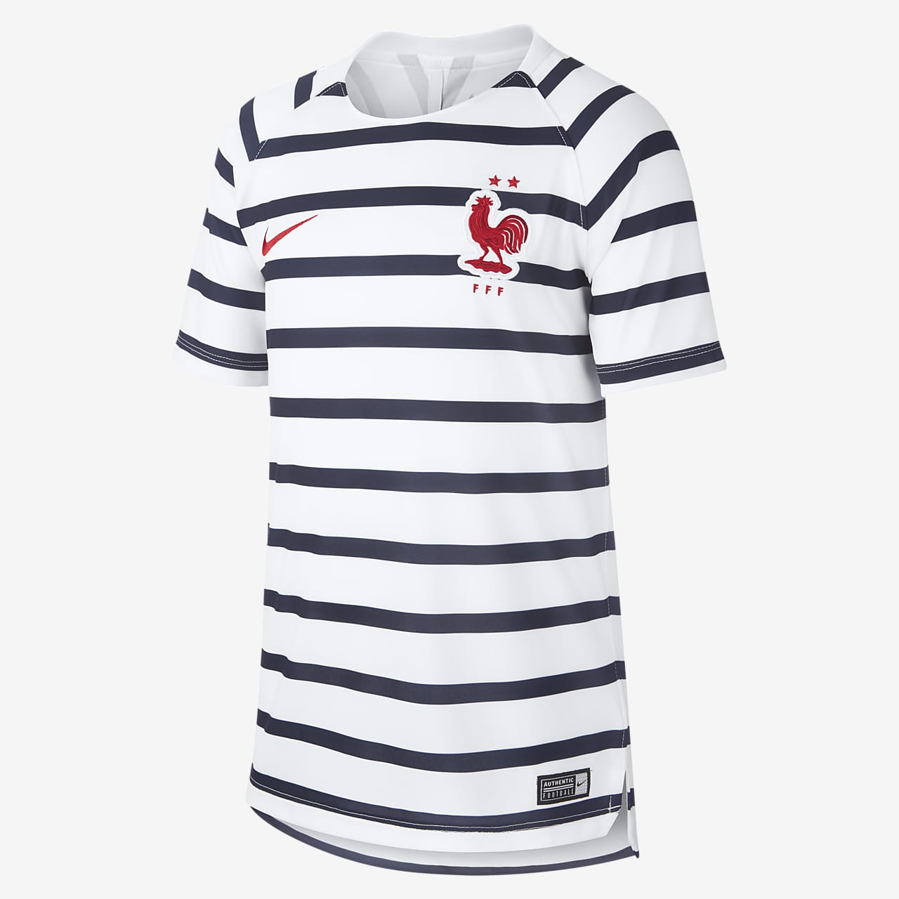 FFF Dri-FIT Squad Older Kids' Football Top