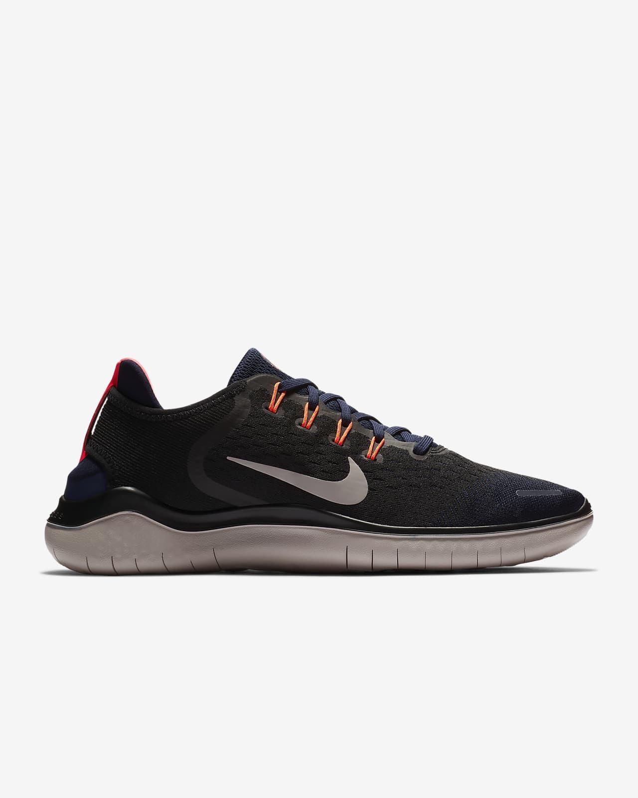 Follow us coal every time  Nike Free RN 2018 Men's Running Shoe. Nike.com
