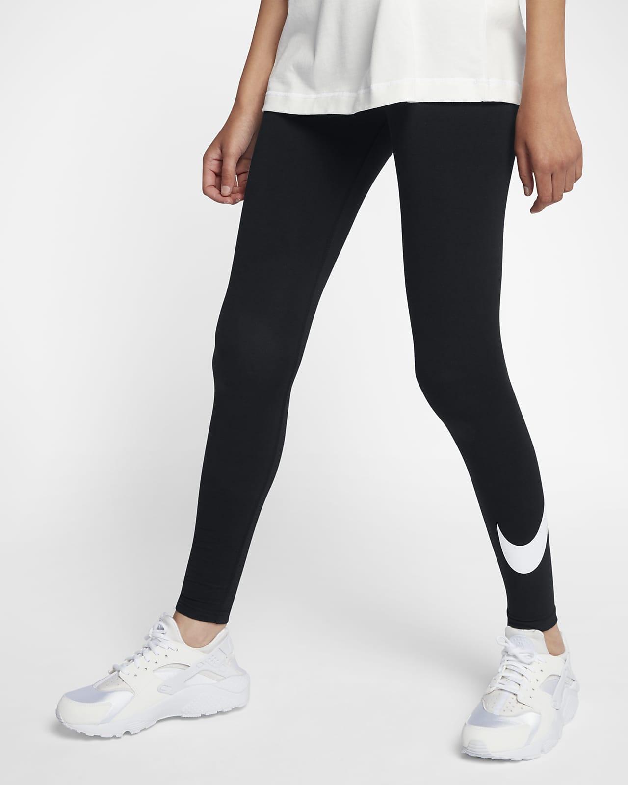 Nike Sportswear Legging Met Swoosh Voor Dames Nike Nl