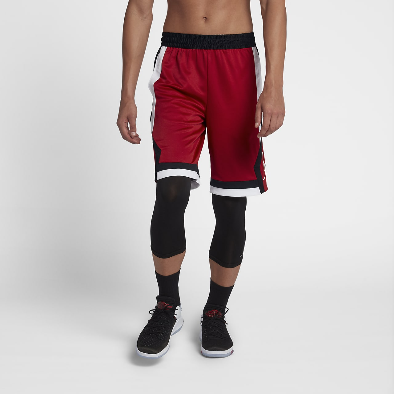 Jordan Rise Men's Basketball Shorts