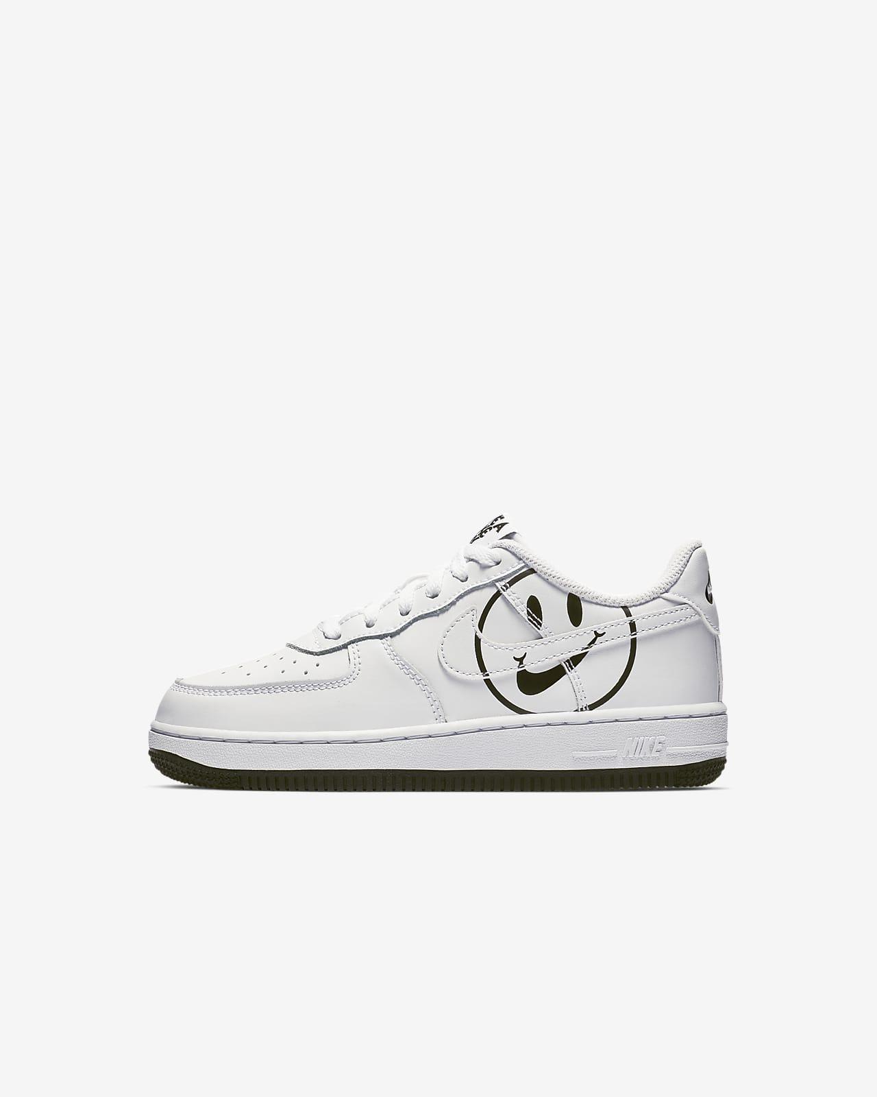 Nike Force 1 LV8 2 (PS)幼童运动童鞋