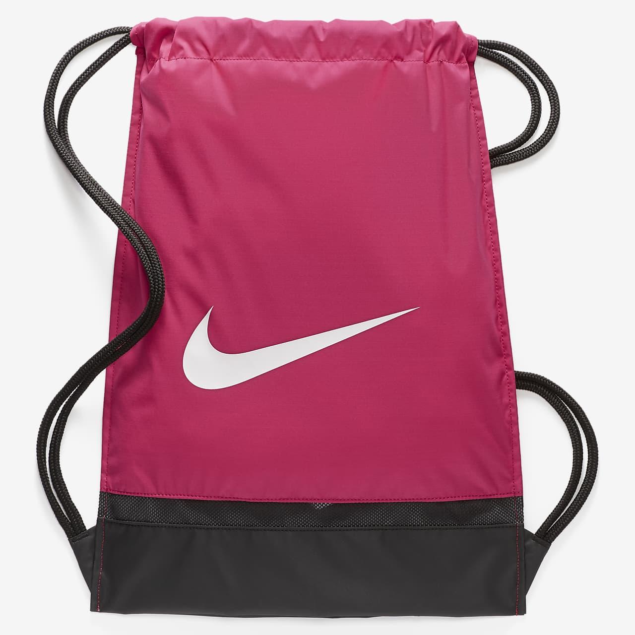 Lijadoras recursos humanos oasis  Nike Brasilia Training Gymsack. Nike AU