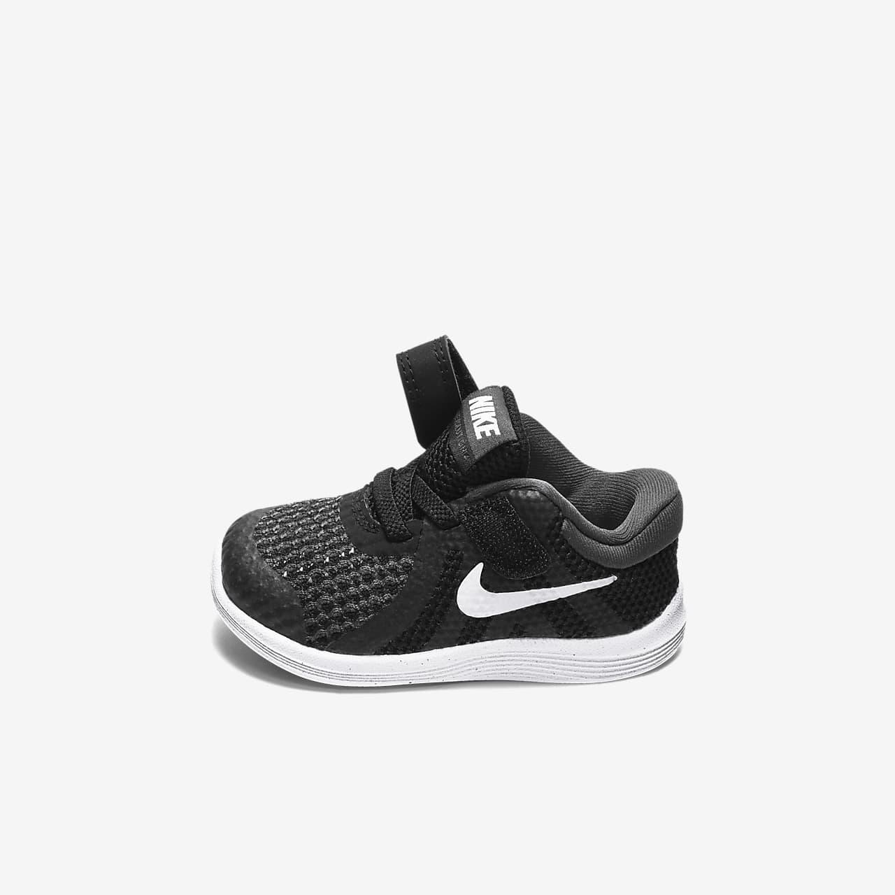 Nike Revolution 4 White   GetInspired.no