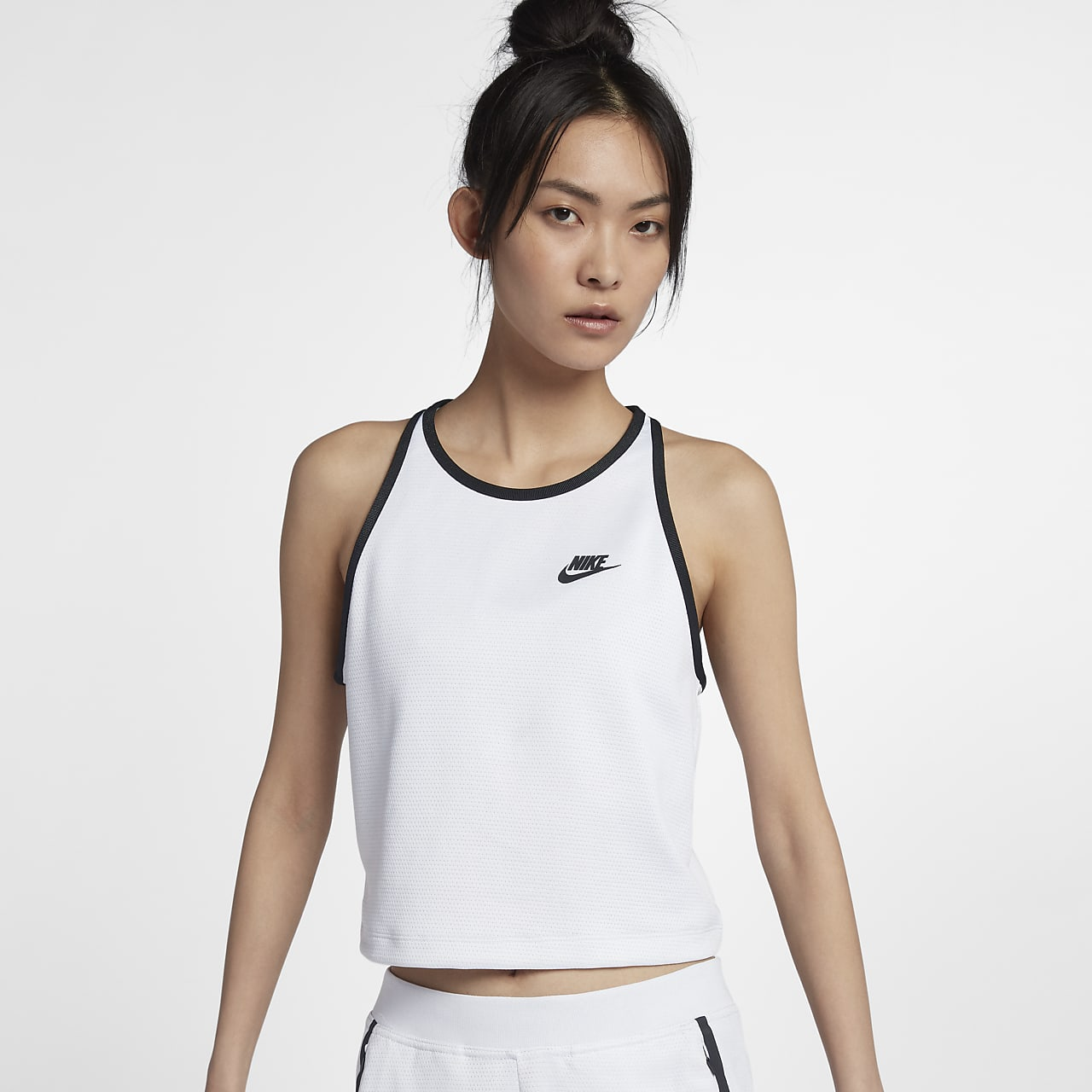 Женская майка Nike Sportswear Tech Fleece