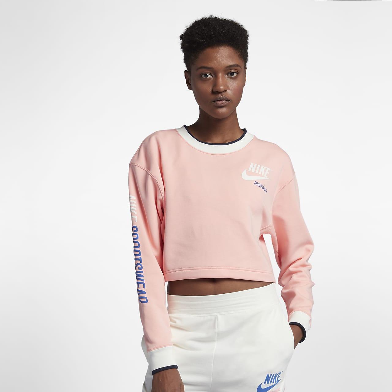 Maglia a girocollo Nike Sportswear Reversible - Donna