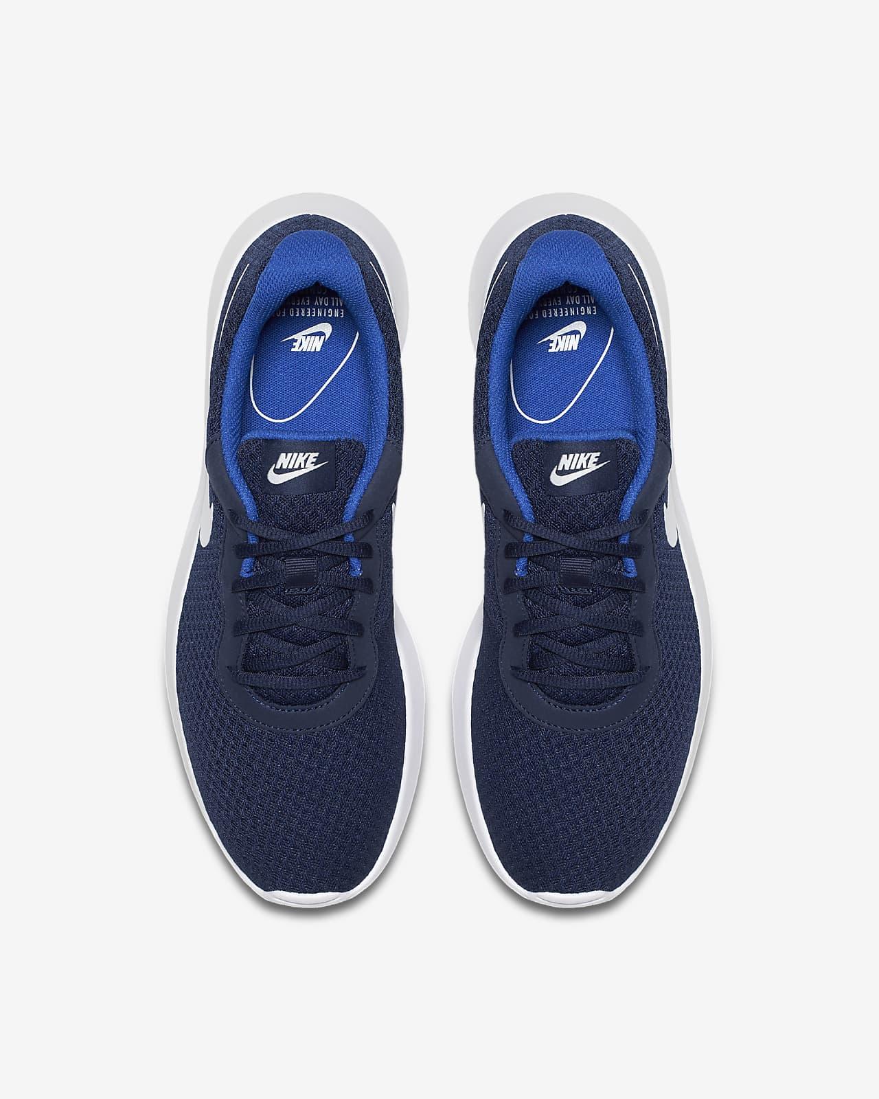 nike running homme bleu marine