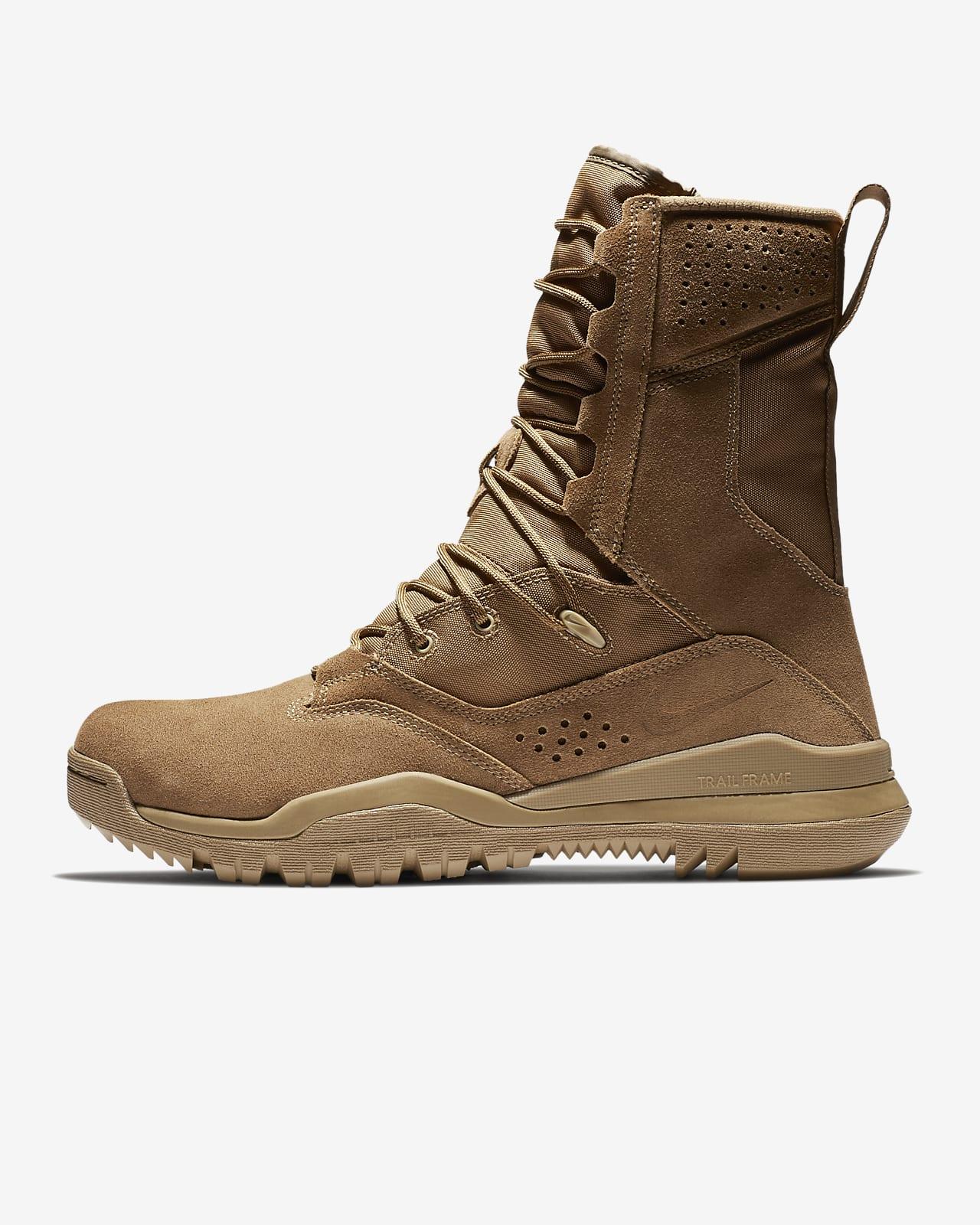 "Nike SFB Field 2 8"" Leather taktisk støvel"
