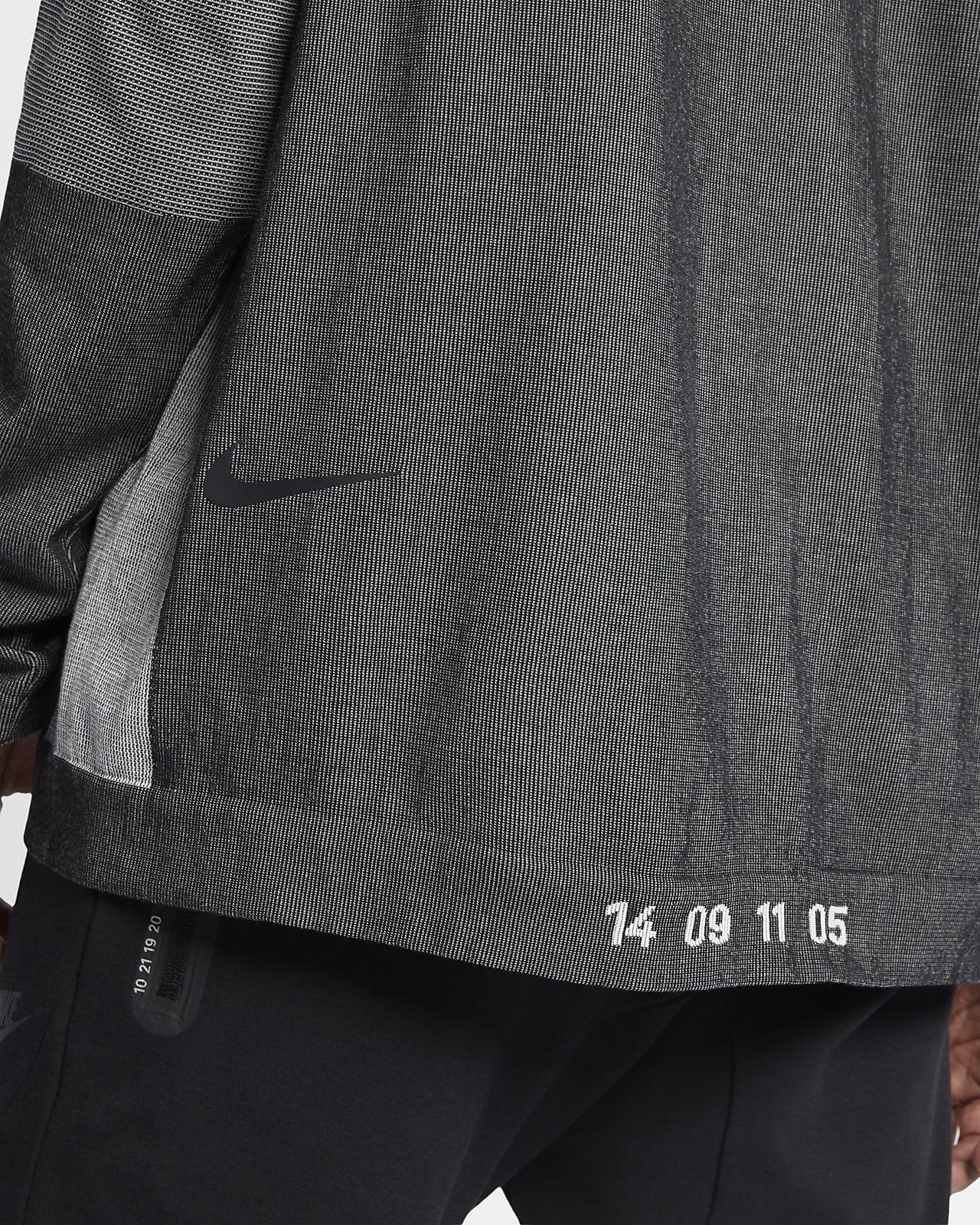 Haut en maille à manches longues Nike Sportswear Tech Pack