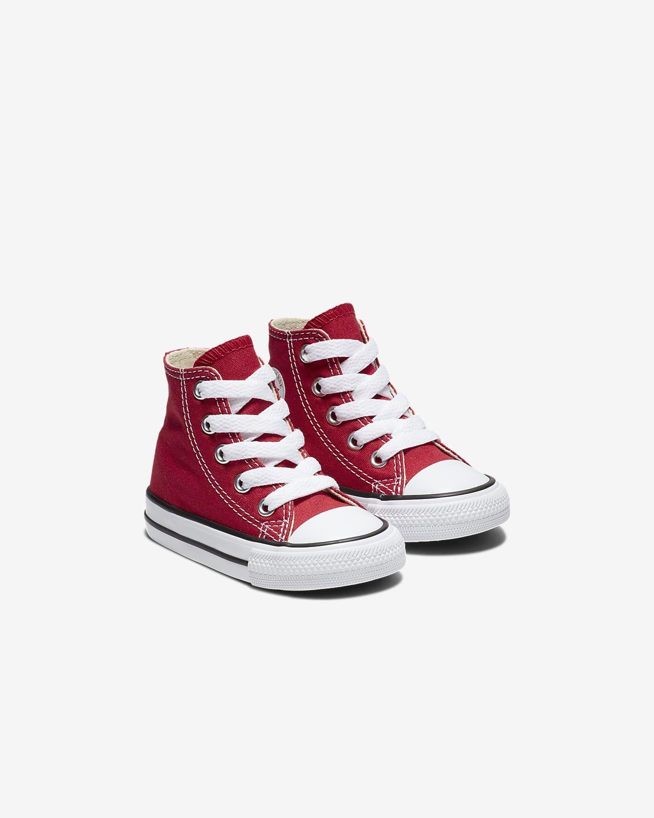 Converse Chuck Taylor All Star High Top (2c 10c) InfantToddler Shoe