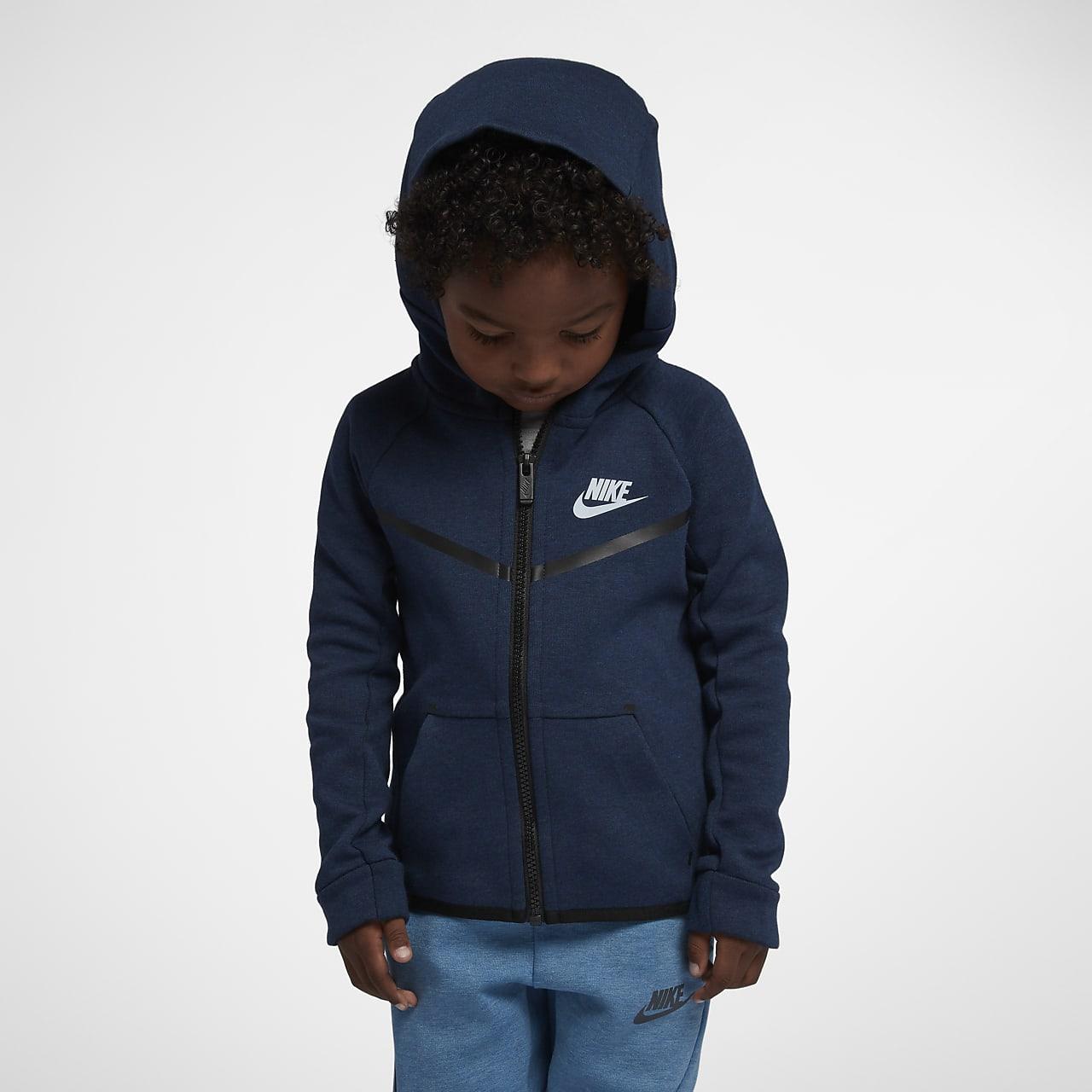 Nike Sportswear Tech Fleece Hoodie für jüngere Kinder (Jungen)