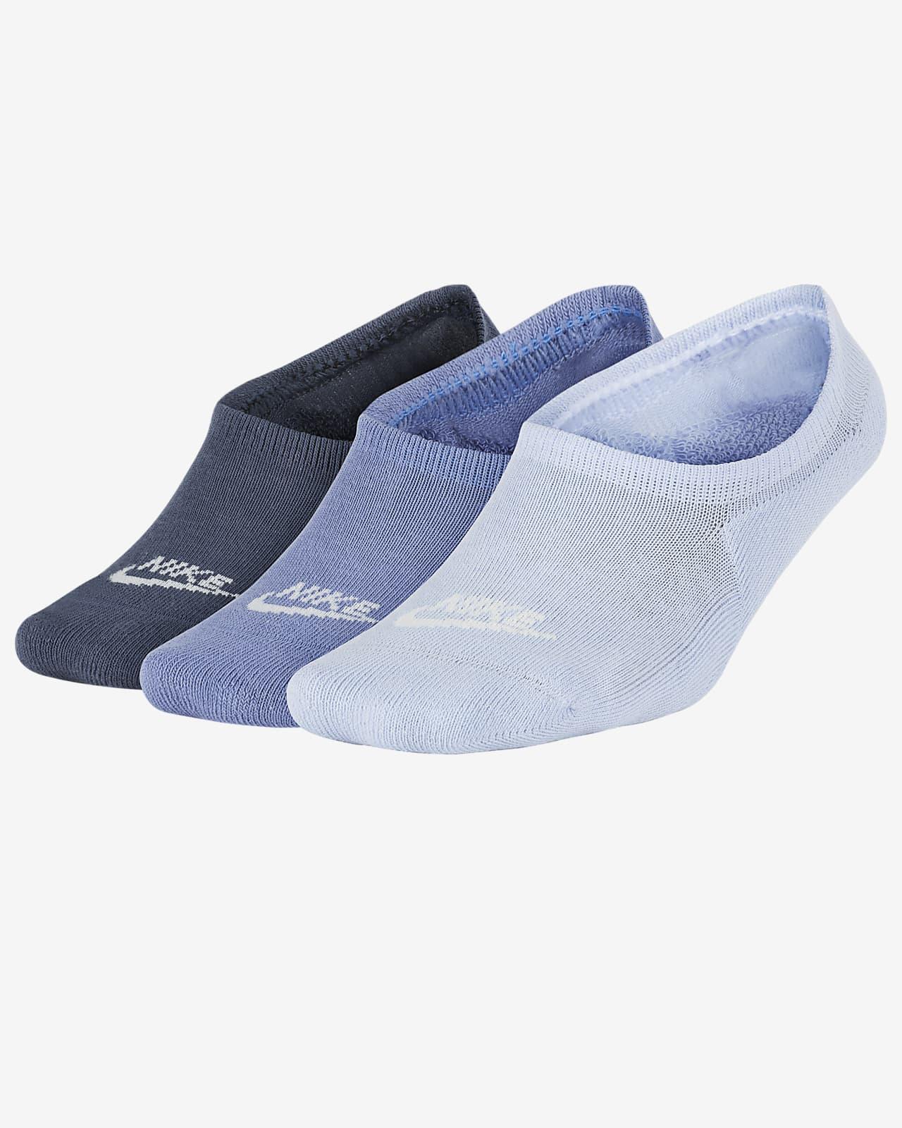 Nike Sportswear Footie Çoraplar (3 Çift)