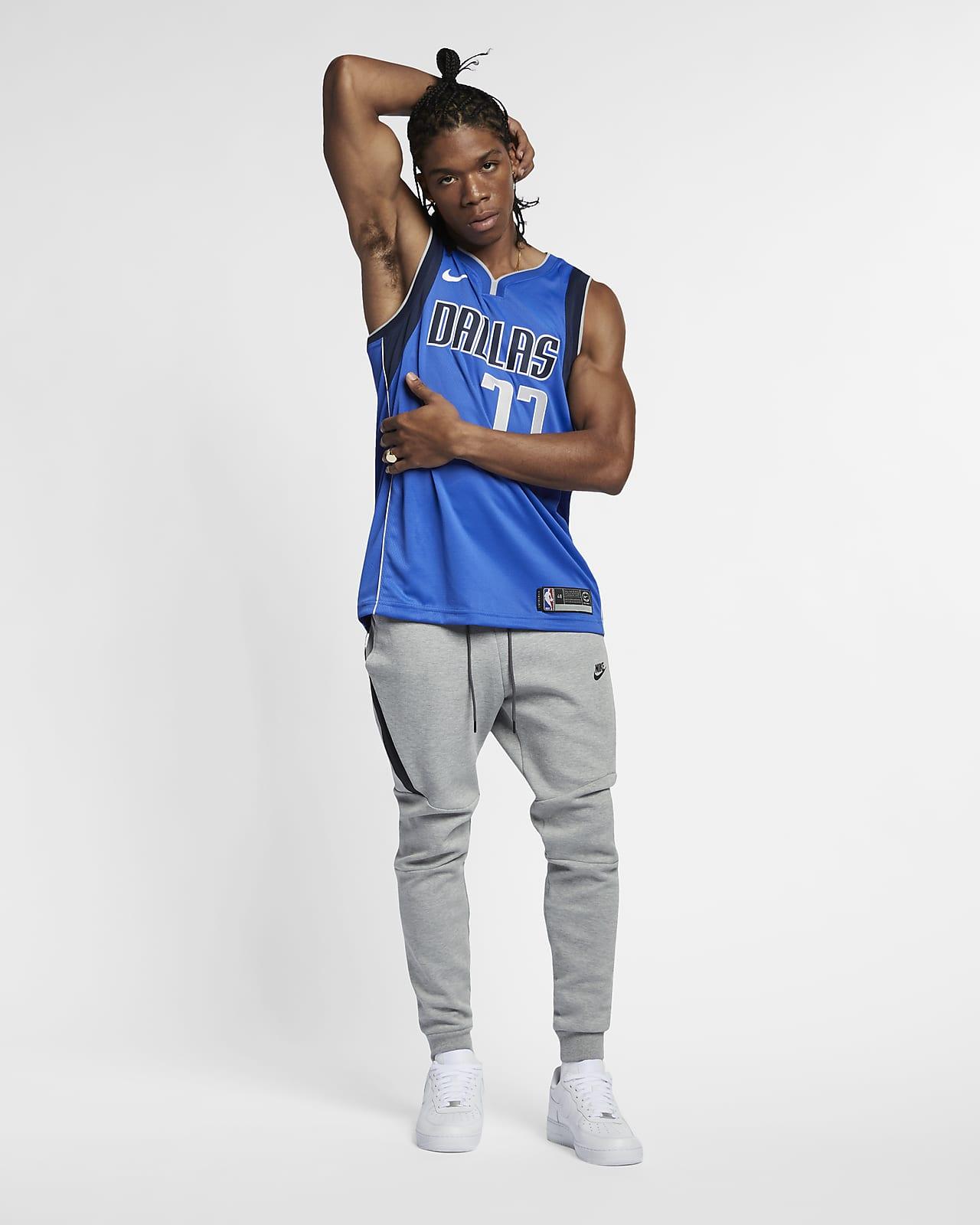 Maillot d'équipe Nike NBA Swingman Luka Doncic Mavericks Icon Edition
