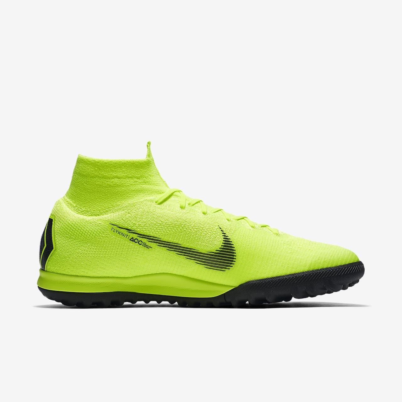 serie Más Vegetales  Nike SuperflyX 6 Elite TF Artificial-Turf Soccer Cleat. Nike.com