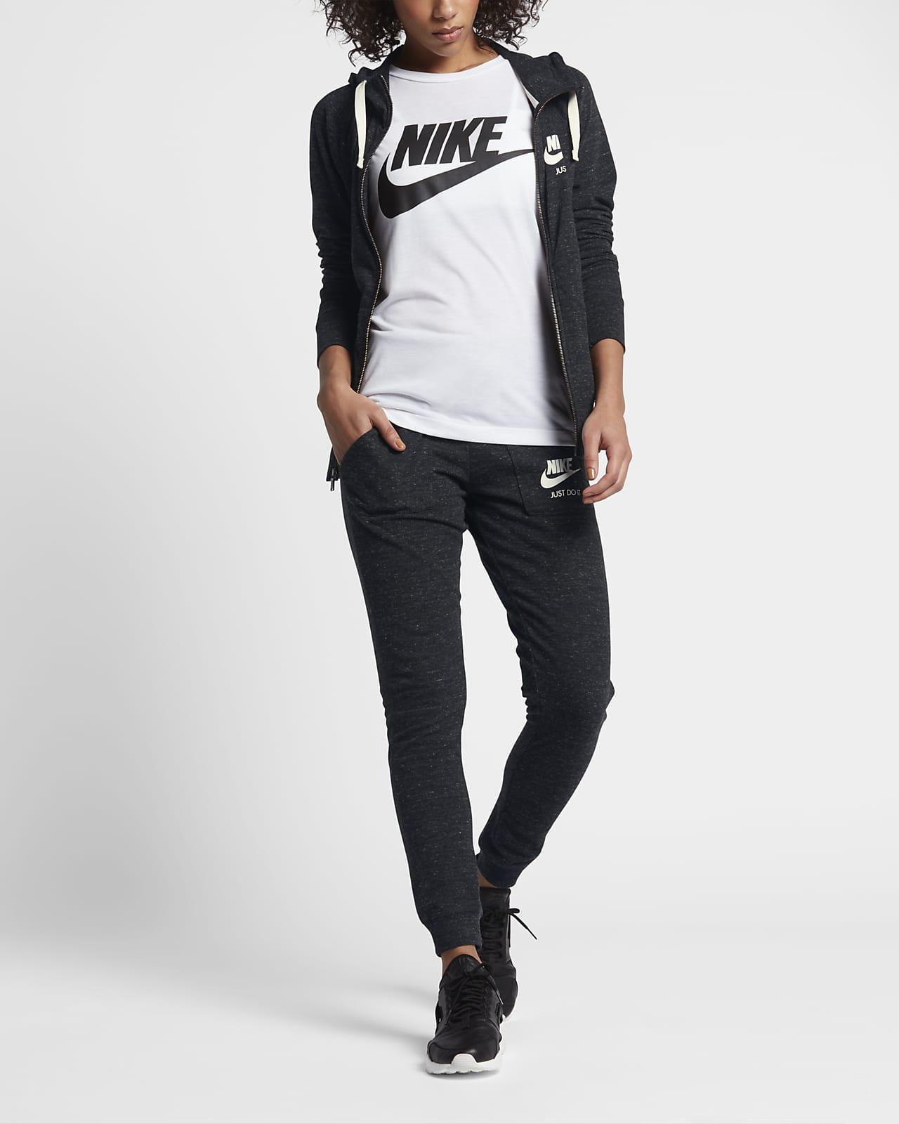 Sweat à capuche et zip Nike Sportswear Gym Vintage pour Femme
