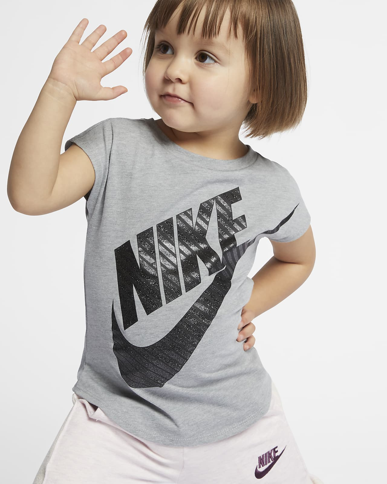 Nike Sportswear-T-shirt til småbørn