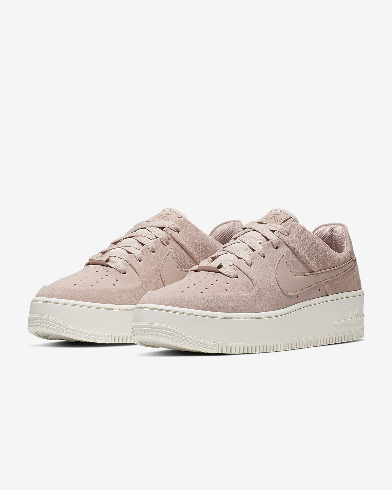 nike air force 1 particle beige