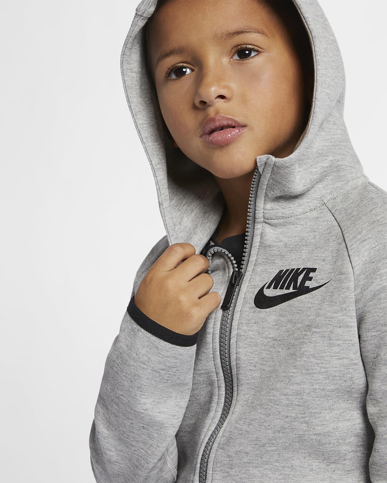 Nike Nike Felpa Con Cappuccio Bambino
