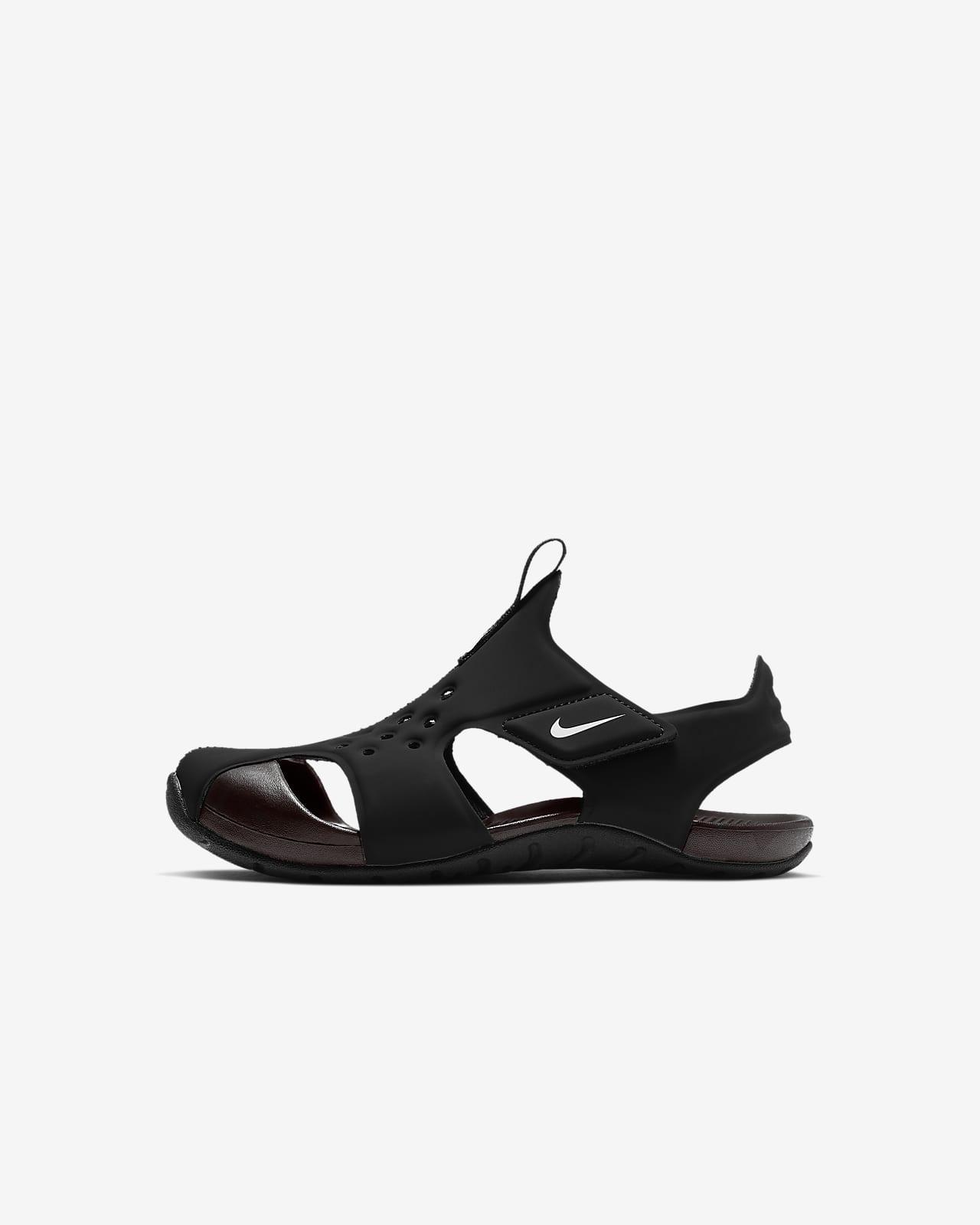 Nike Sunray Protect 2 Younger Kids' Sandal. Nike ID