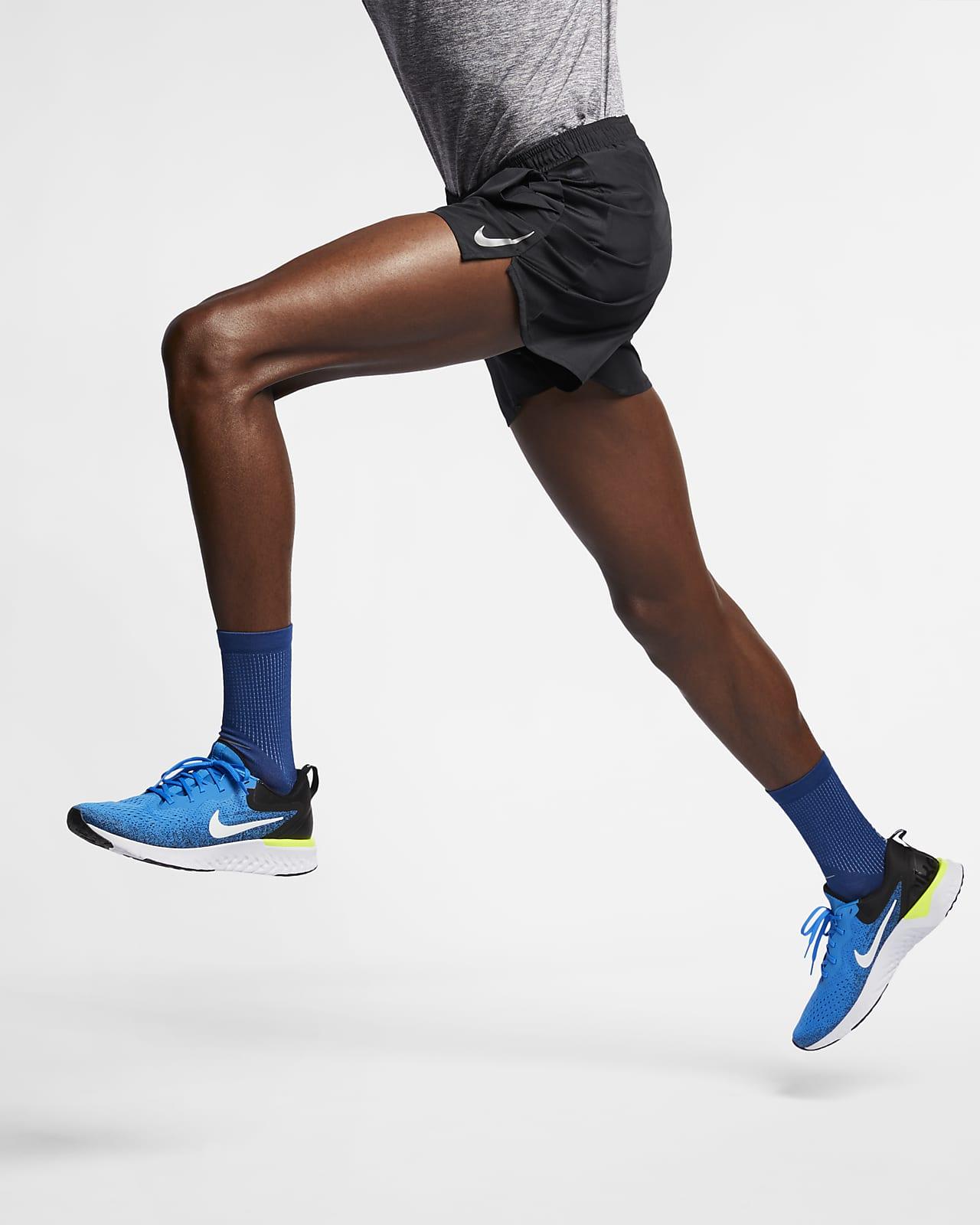 Pánské běžecké kraťasy Nike Challenger s všitými slipy (délka 13 cm)