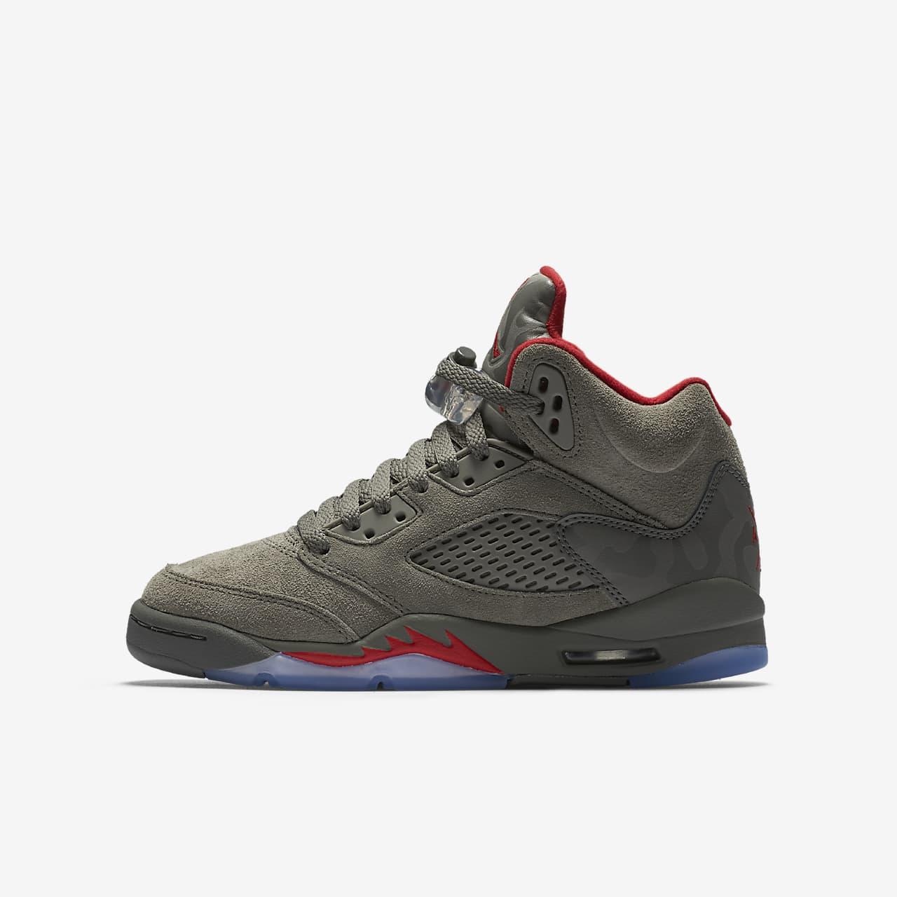Air Jordan 5 Retro Older Kids' Shoe