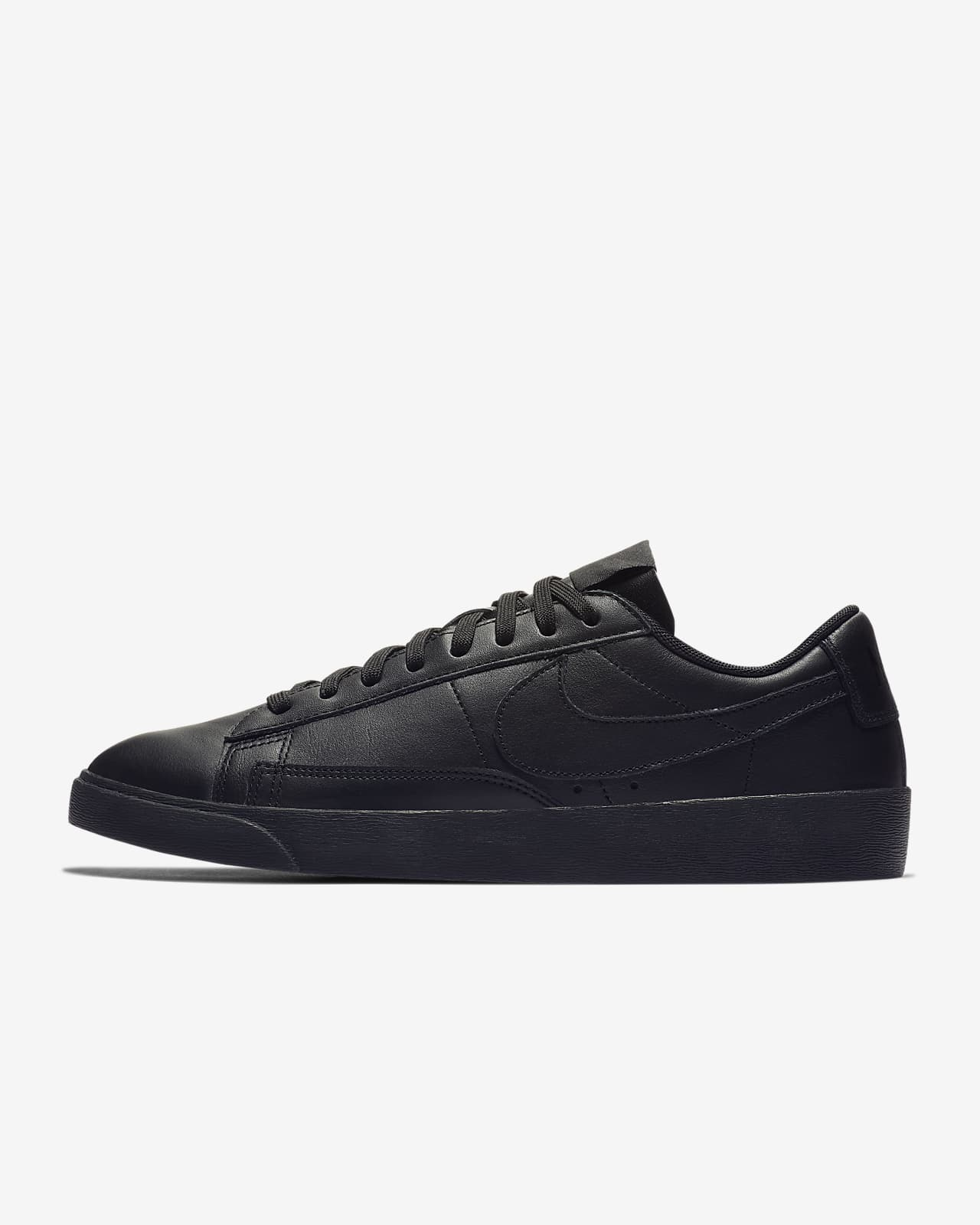 nike all leather women's shoes