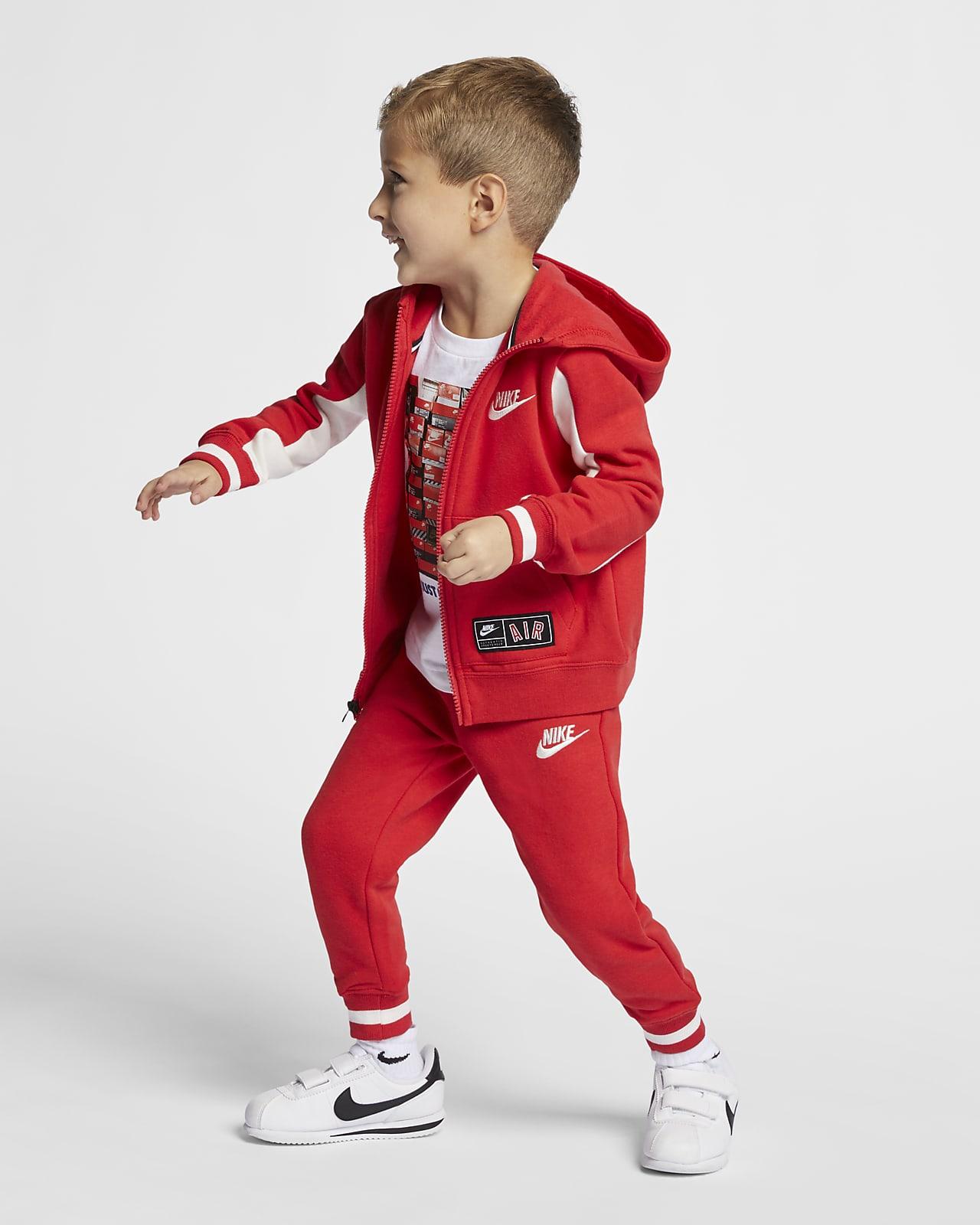 Nike Air 2-Piece 婴童起绒套装