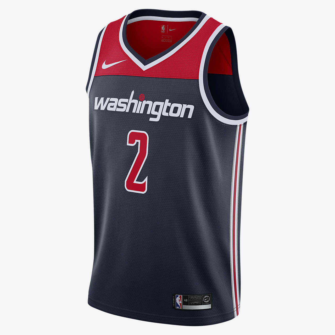 John Wall Wizards Statement Edition Nike NBA Swingman Jersey