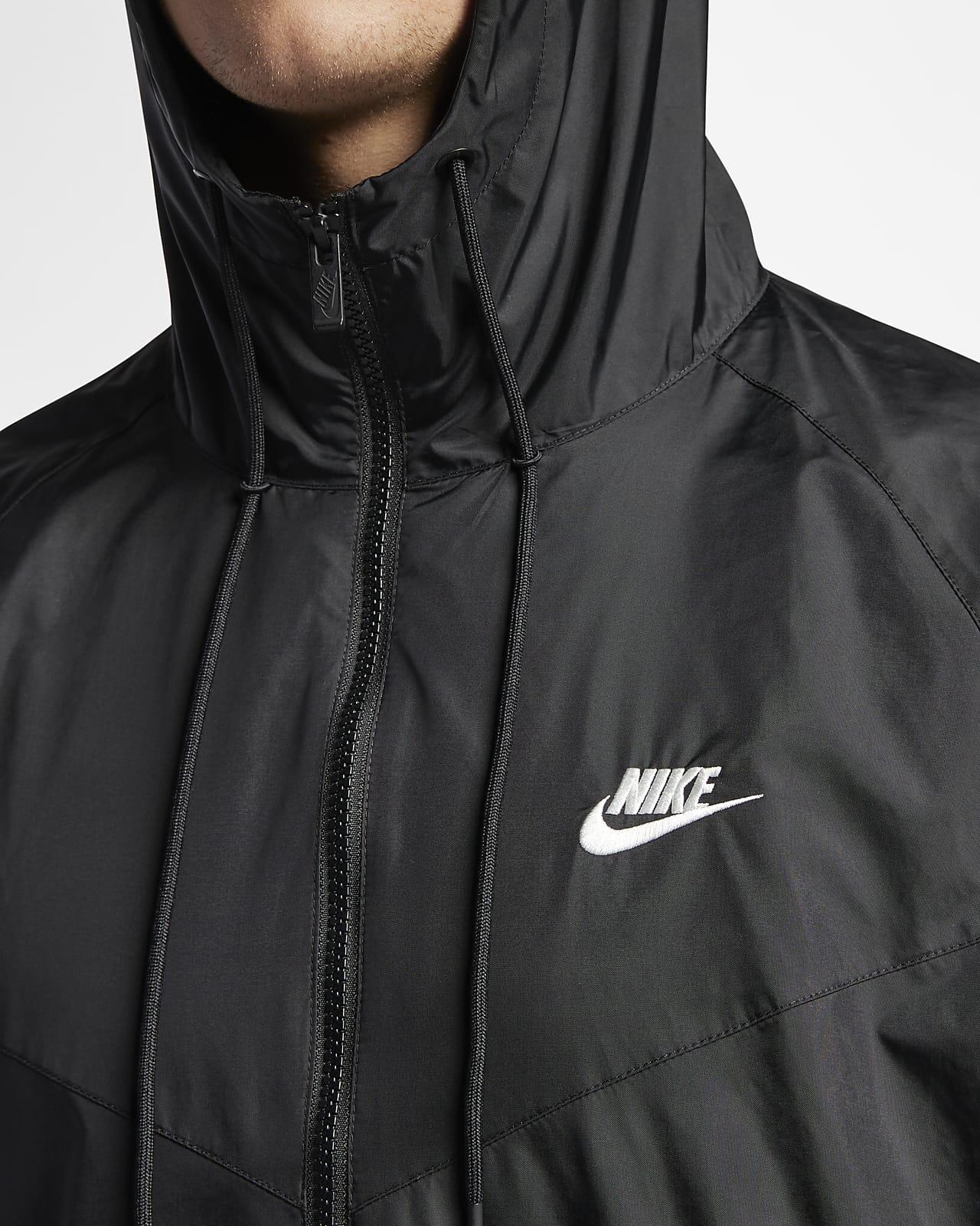 Coupe vent à capuche Nike Sportswear Windrunner