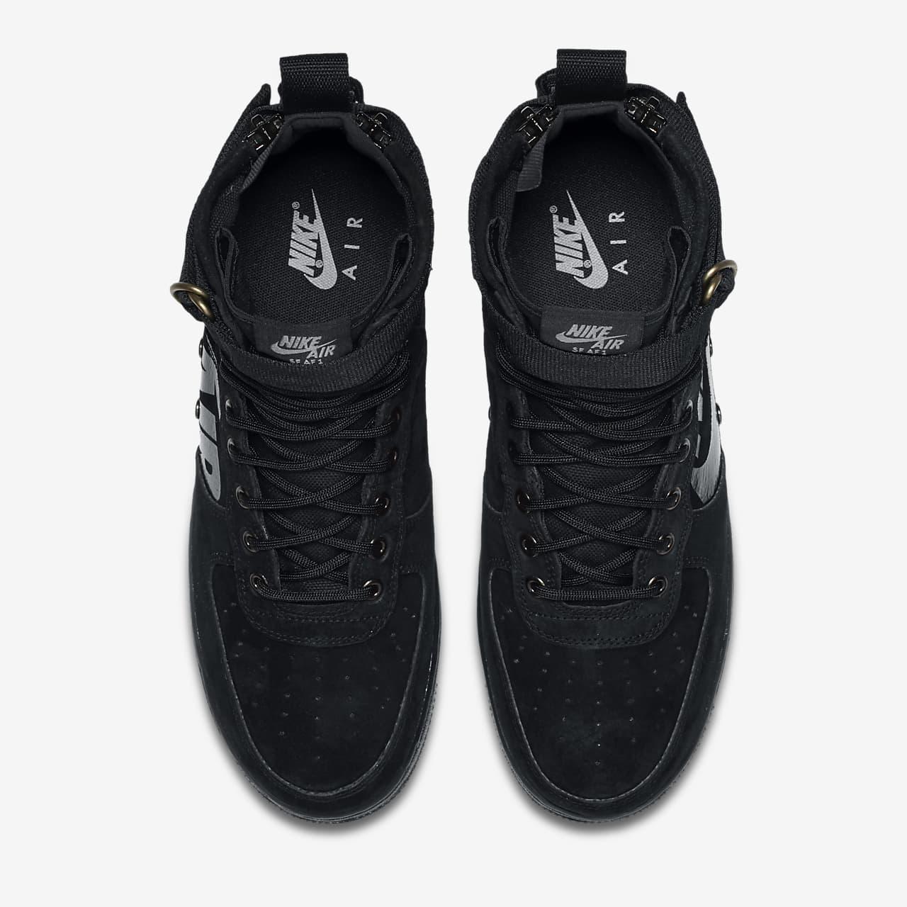 Nike sportswear Sf air force 1 mid Taglie: 917753 008