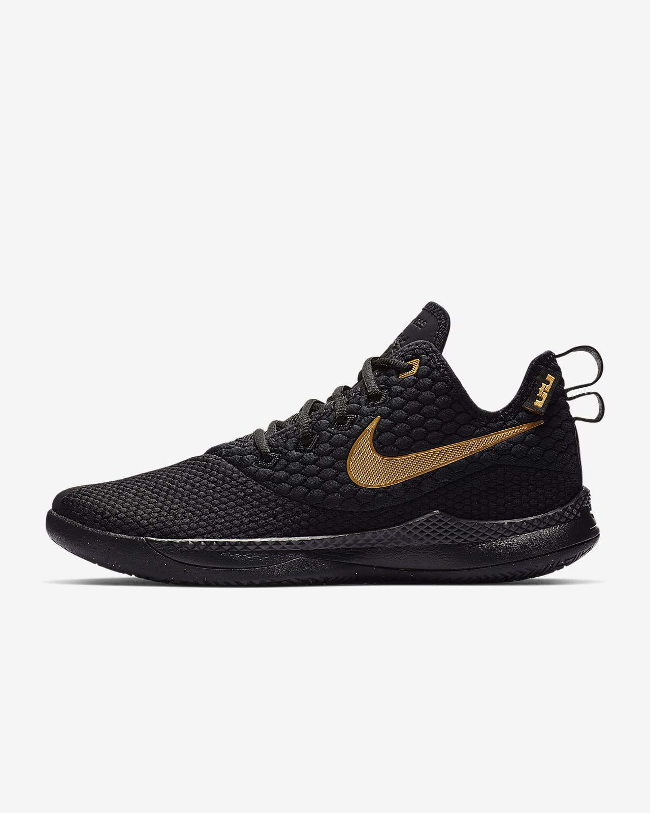 LeBron Witness III Men's Shoe. Nike HU