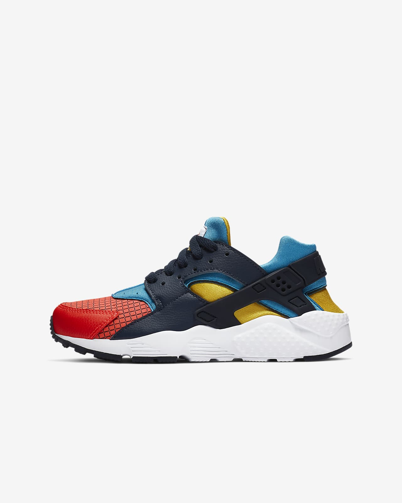 Nike Huarache Run Ultra Now Big Kids' Shoe