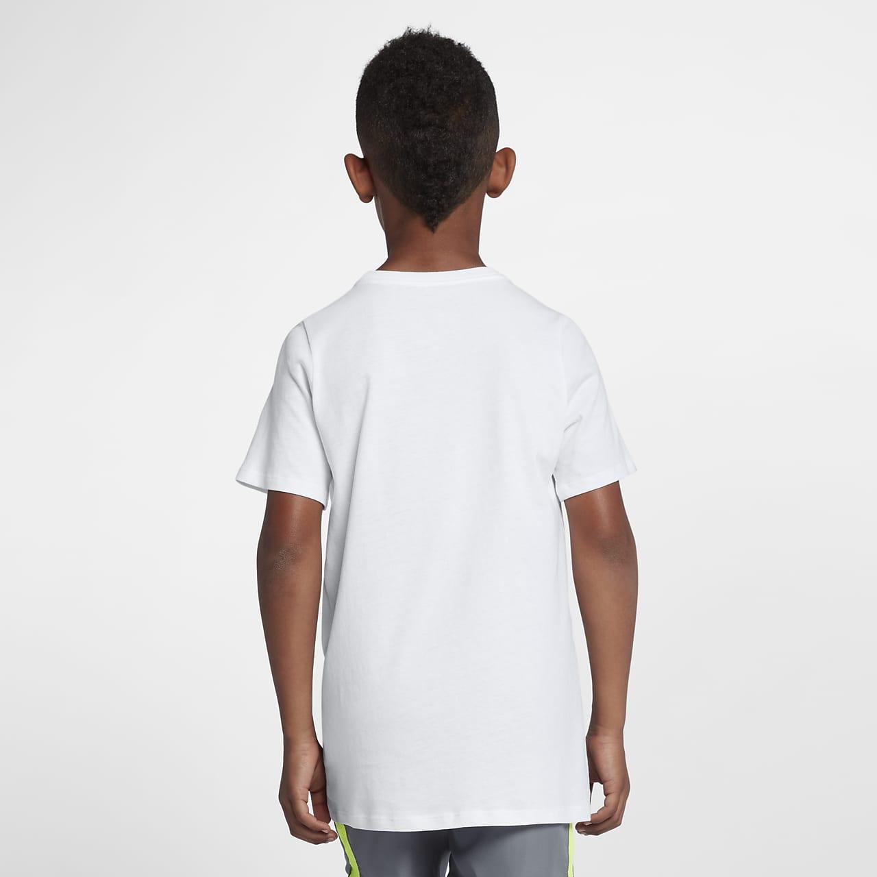 Nike Pro T Skjorte V Neck Hvit Dame   unisportstore.no