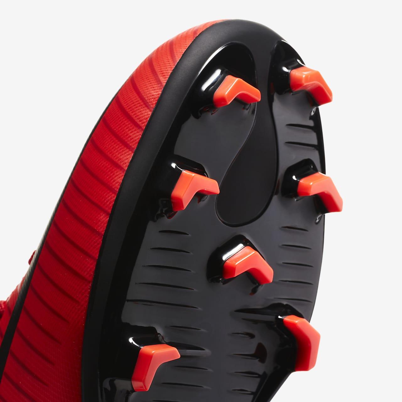 Chaussure de football à crampons pour terrain sec Nike Jr. Mercurial Victory VI pour Jeune enfantEnfant plus âgé
