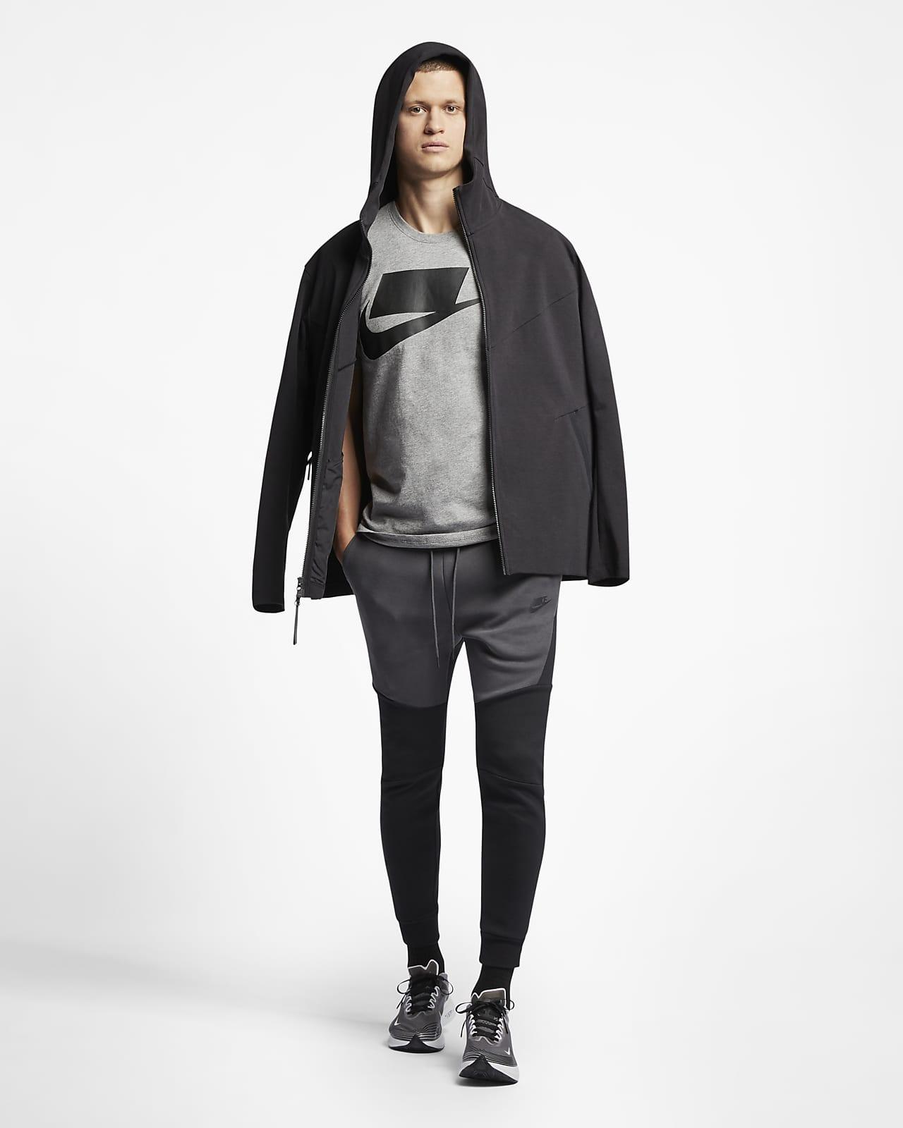 Sweat à capuche en maille entièrement zippé Nike Sportswear Tech Pack pour Homme