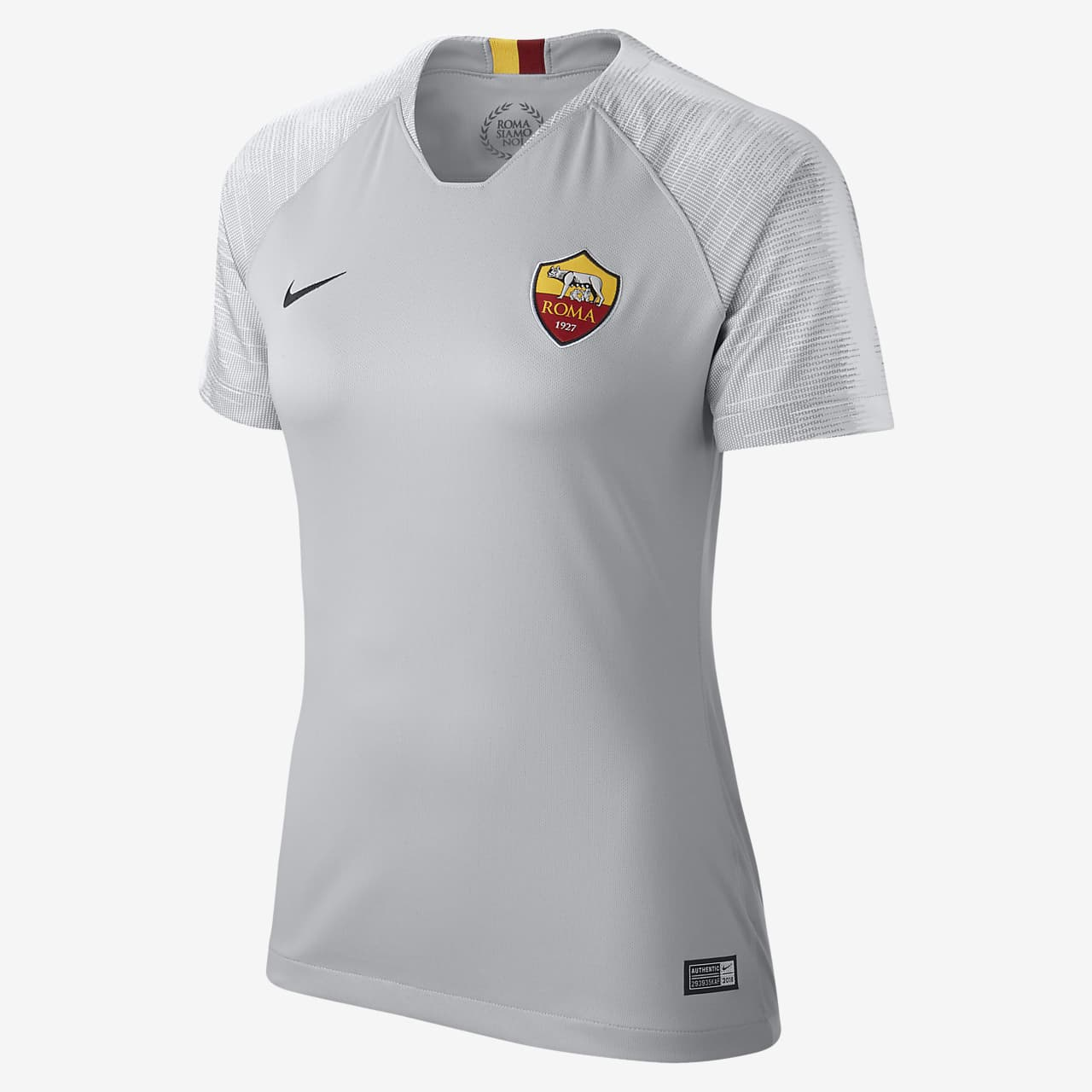 2018/19 AS Roma Stadium Away Women's Football Shirt