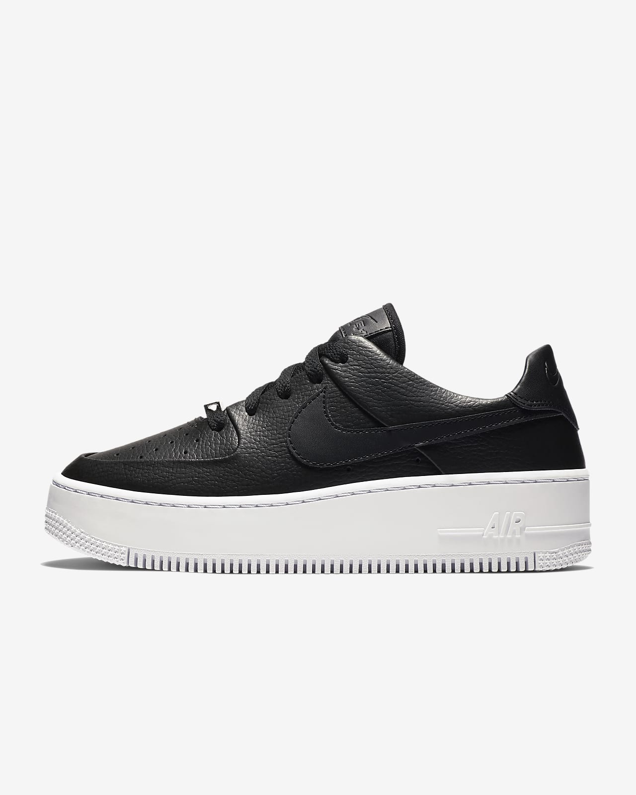air force 1 sage low femme