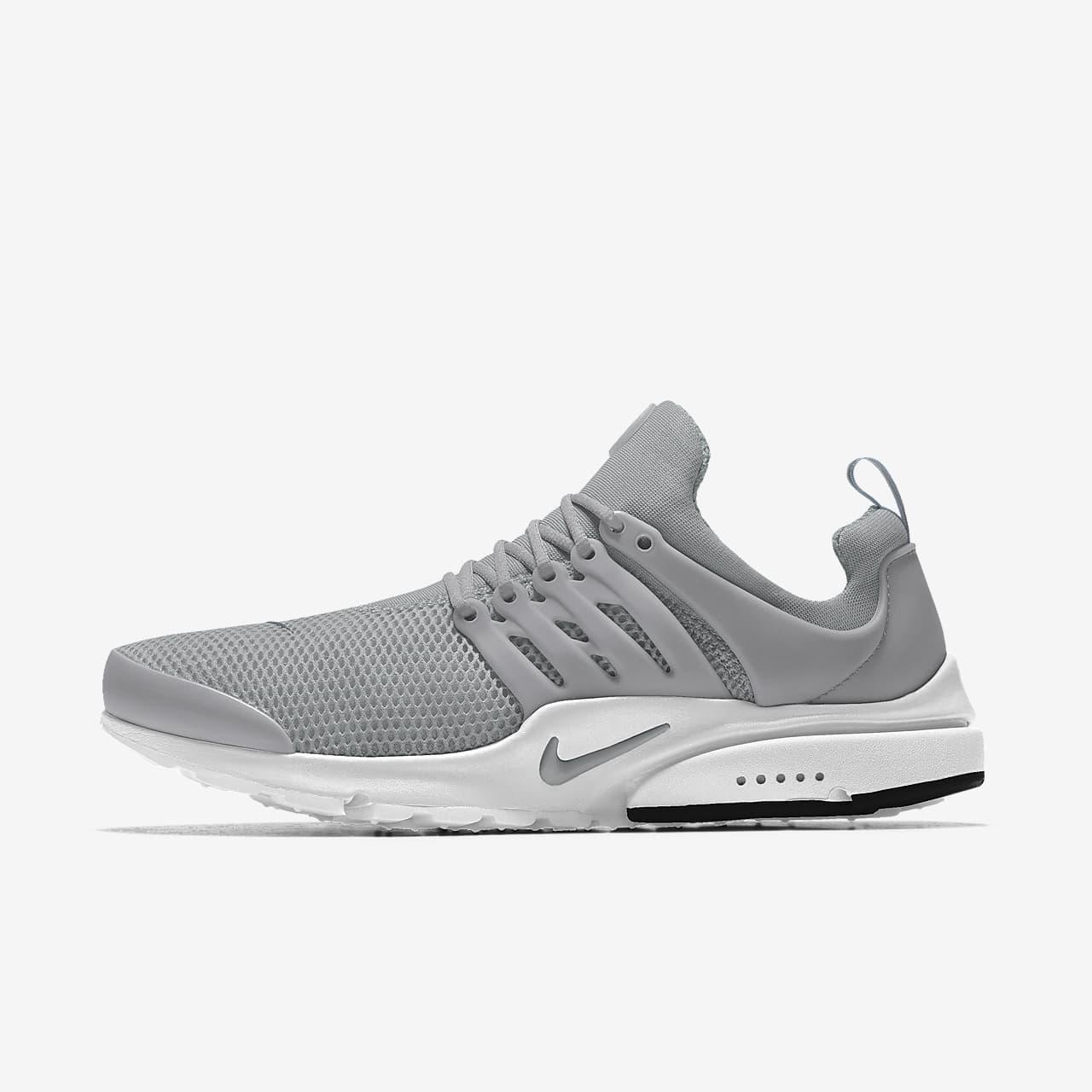 รองเท้าผู้ชายออกแบบเอง Nike Air Presto By You