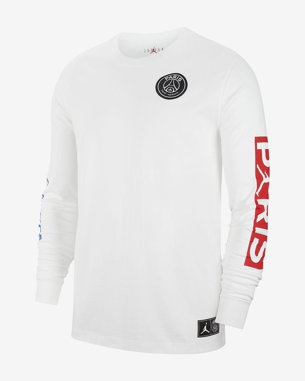 Långärmad t-shirt Paris Saint-Germain