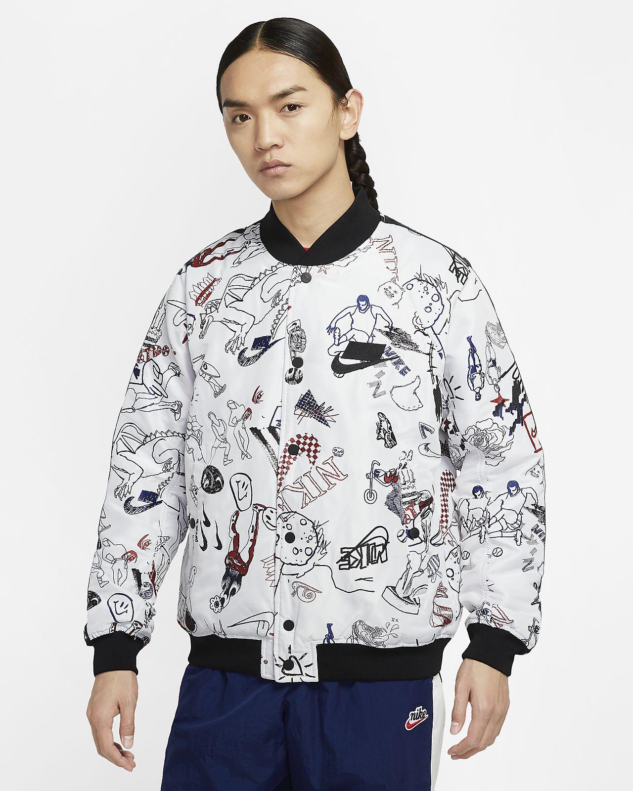 Nike Sportswear NSW Synthetic-Fill 男子夹克
