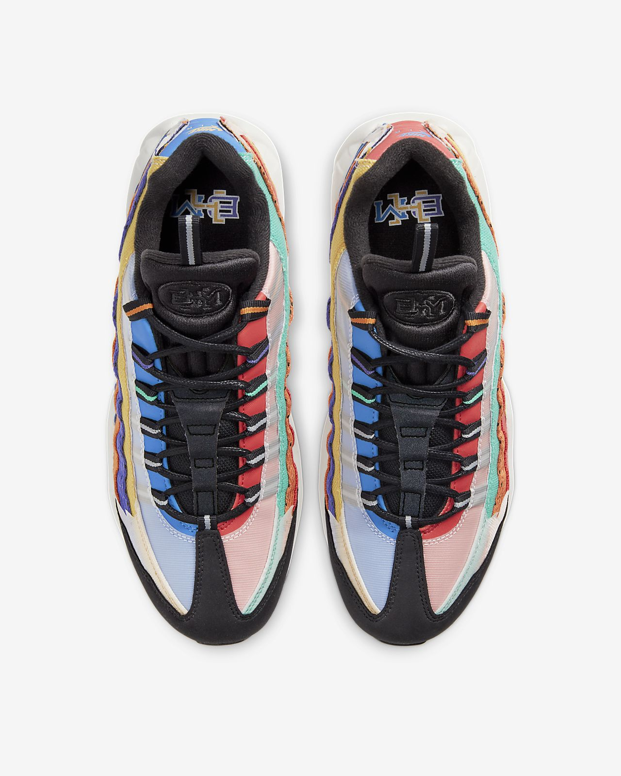Nike Air Max 95 Black History Month Men's Shoe