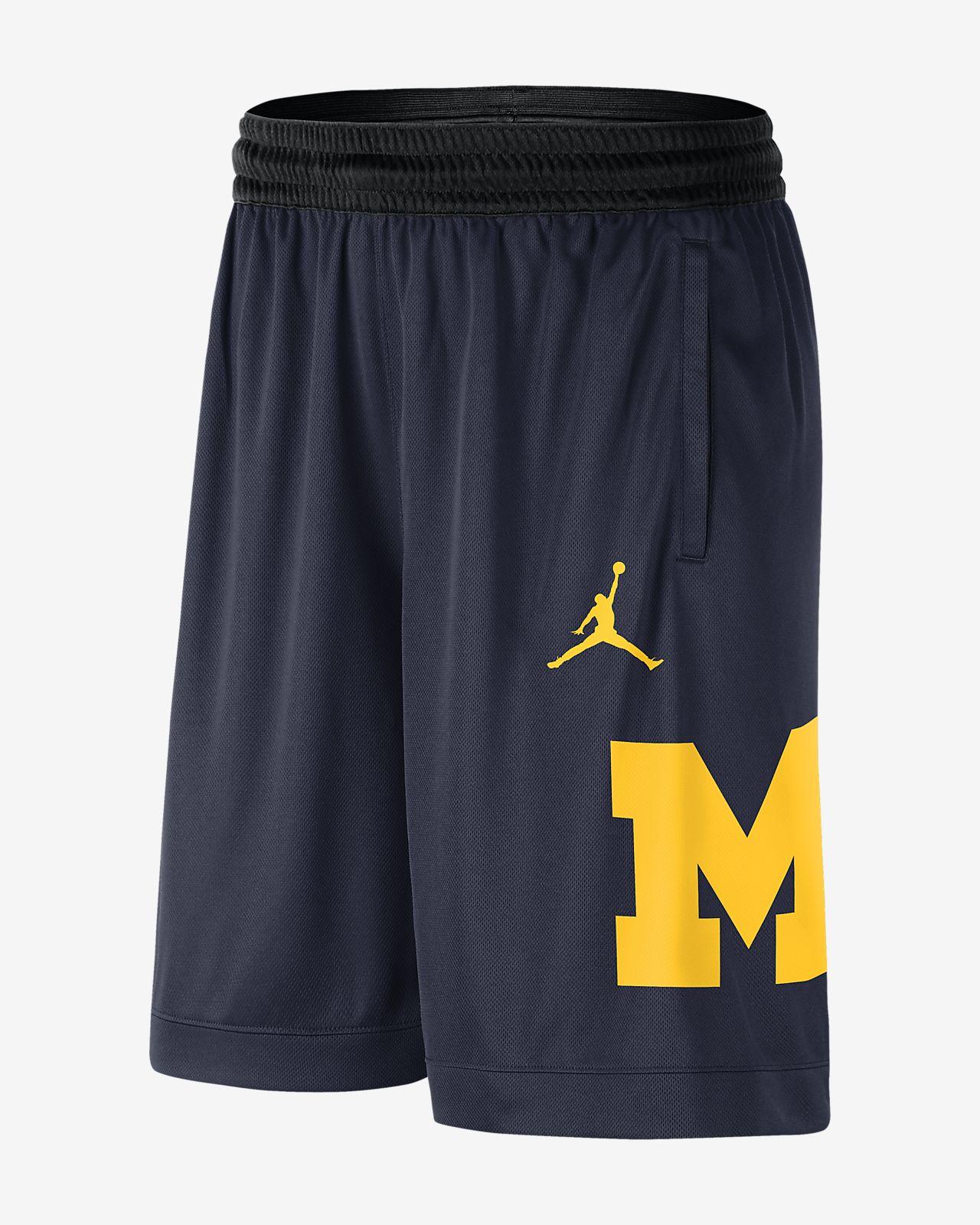 Jordan College Dri-FIT (Michigan) Men's Basketball Shorts