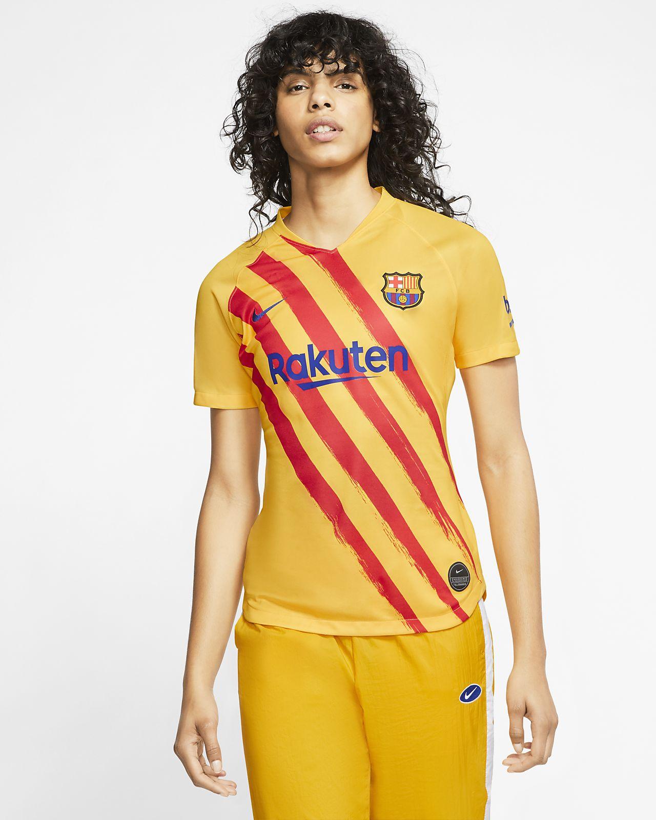 Maillot de football FC Barcelona Stadium pour Femme