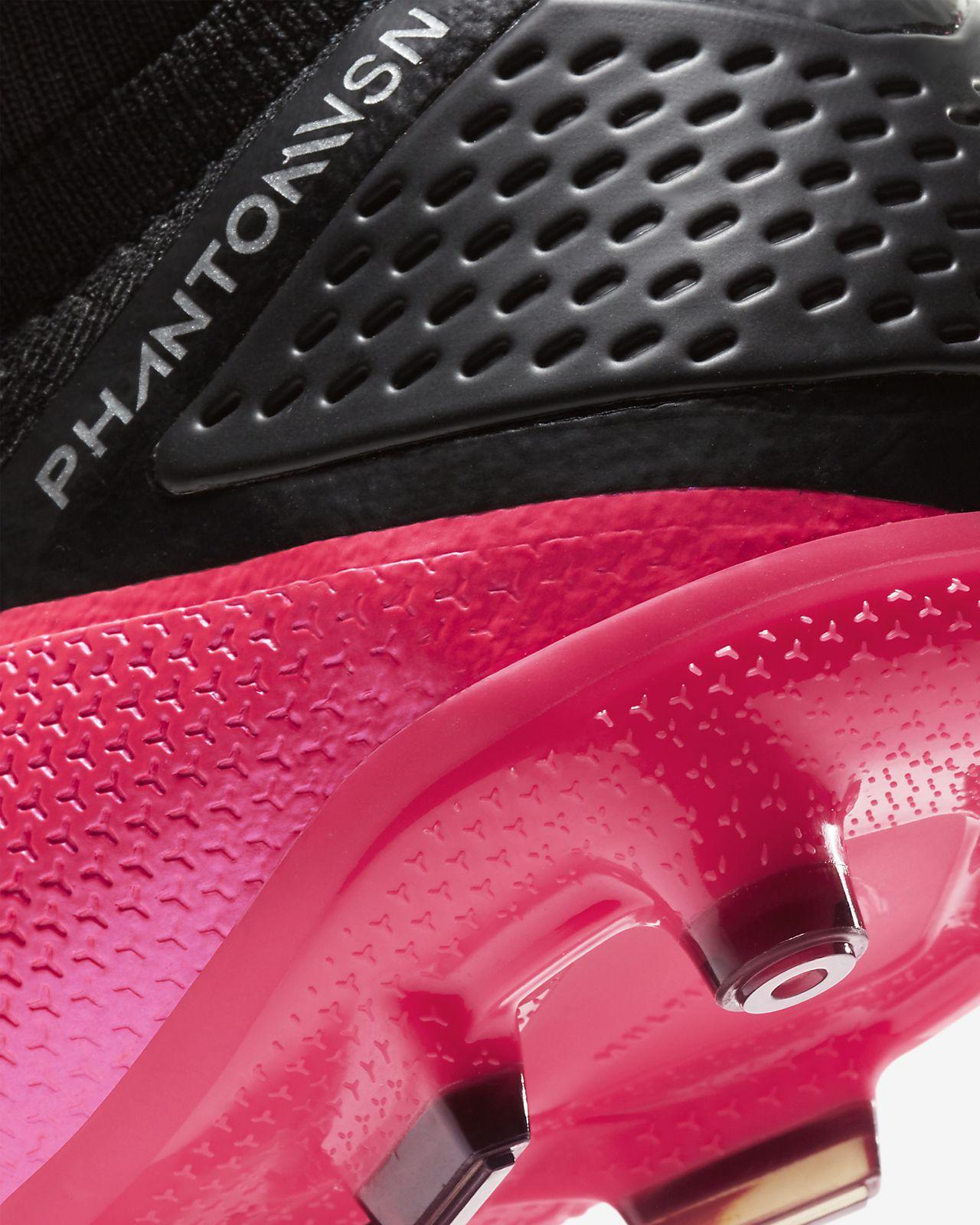 Chaussure de football multi surfaces à crampons Nike Jr. Phantom Vision 2 Elite Dynamic Fit MG pour Enfant plus âgé