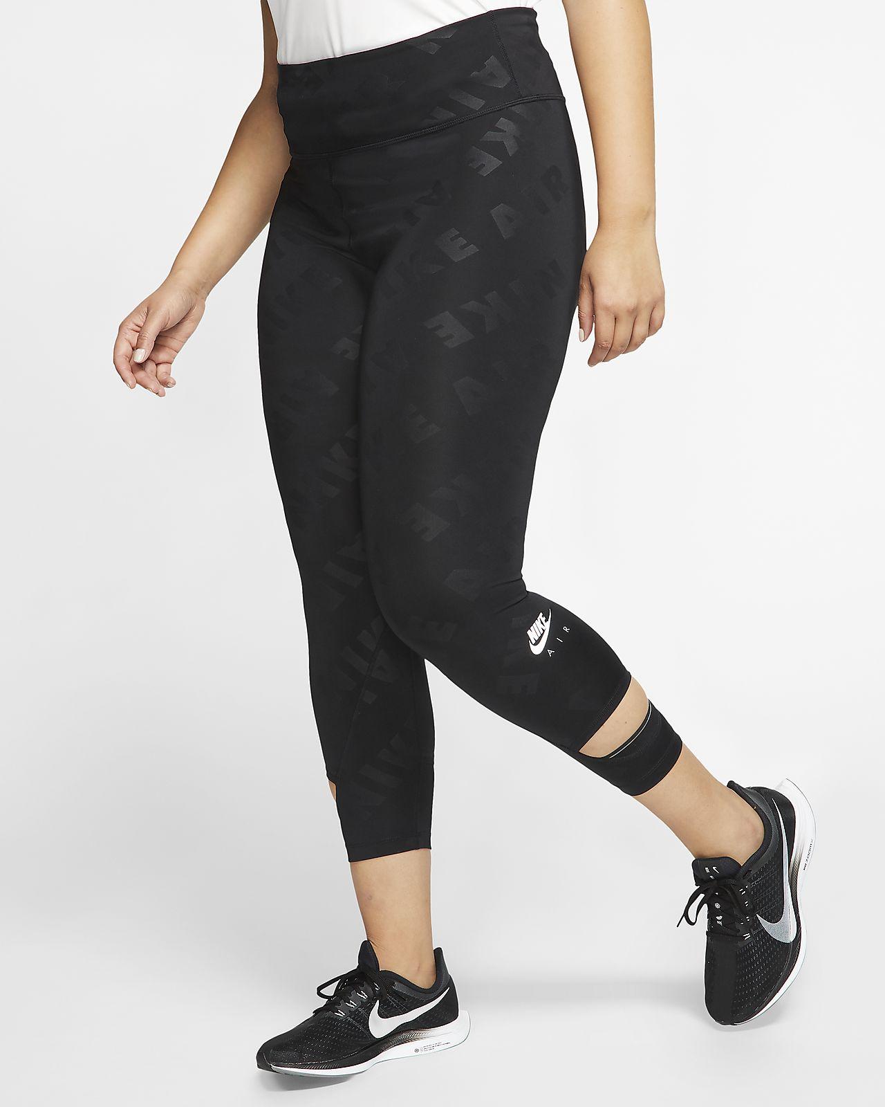 Nike Air 7/8-Lauf-Tights für Damen (große Größe)