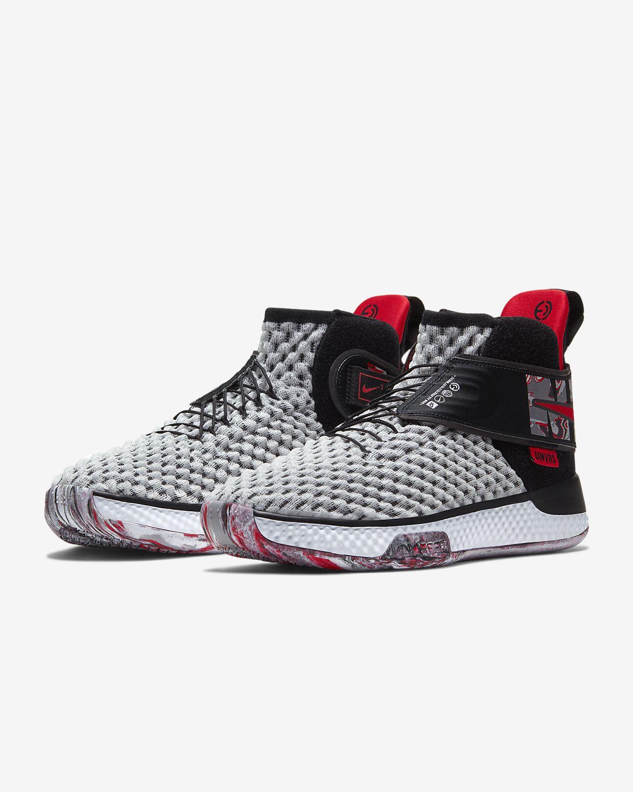 Air FlyEase Nike Zoom UNVRS Basketballschuh 0PnwOk8X